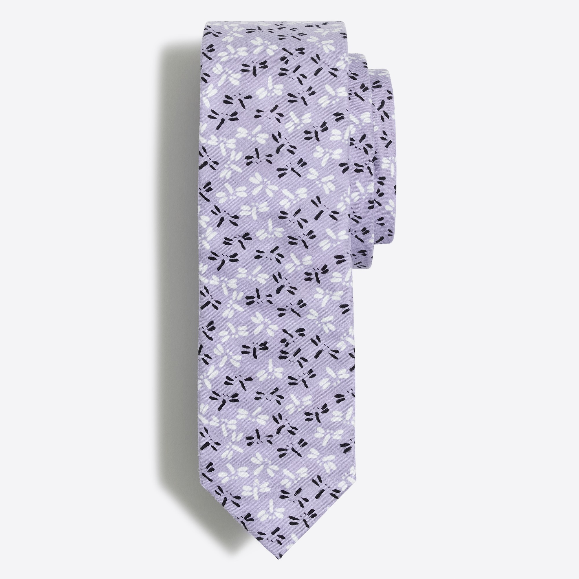factory mens Printed Cotton tie