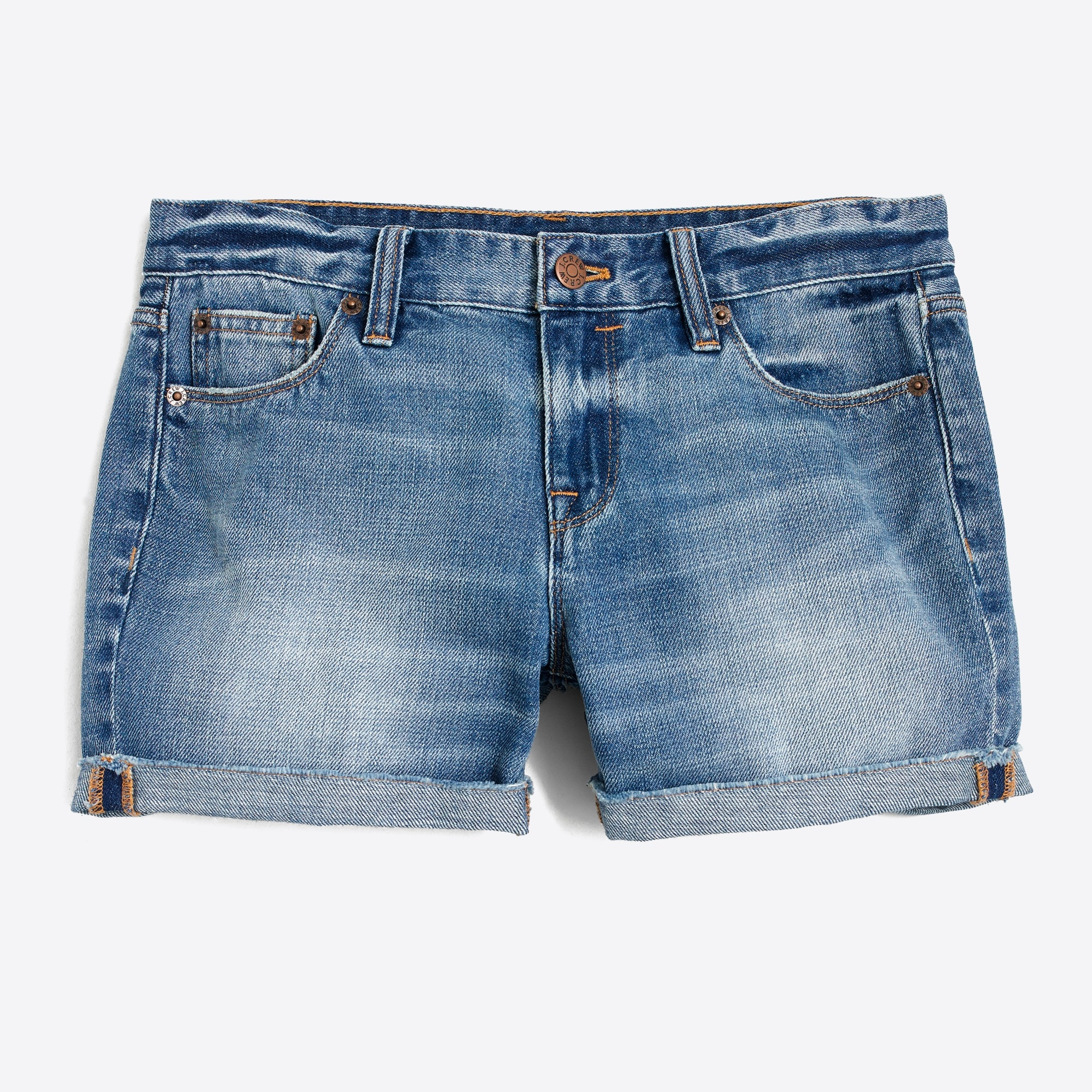 Image 2 for Denim short in Liza wash