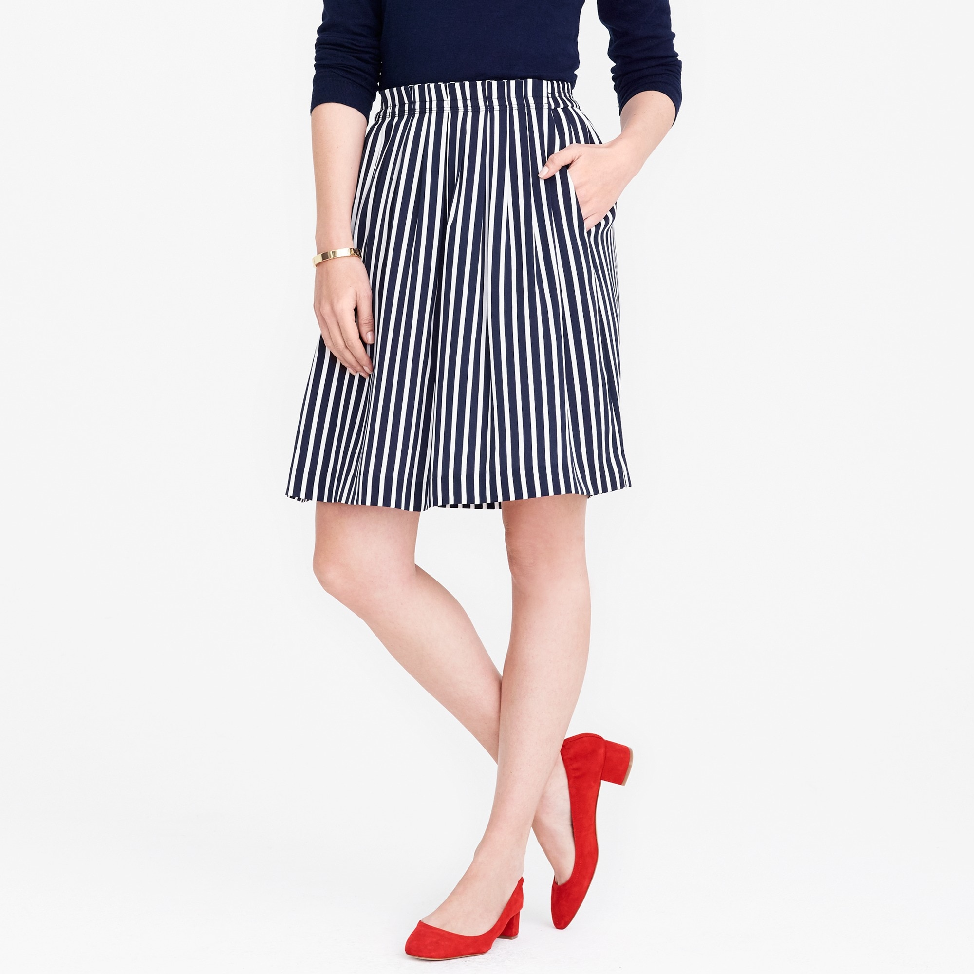 Striped skirt factorywomen sizes 18-20 c