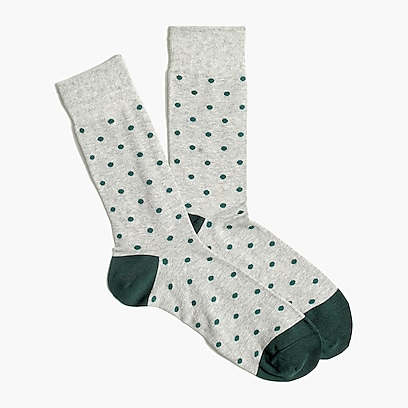 factory mens Dot socks