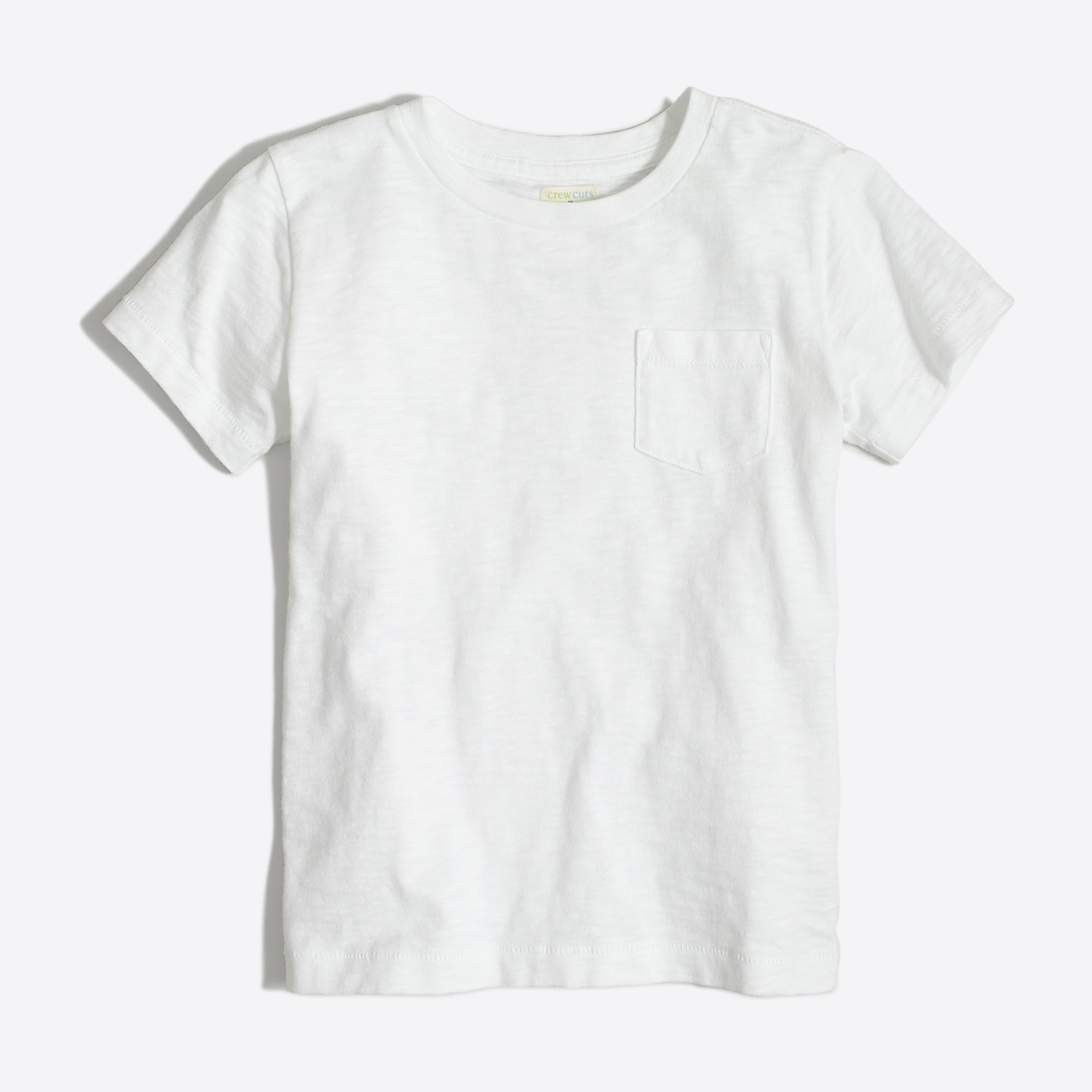 Kids' sunwashed pocket T-shirt factoryboys knits & t-shirts c