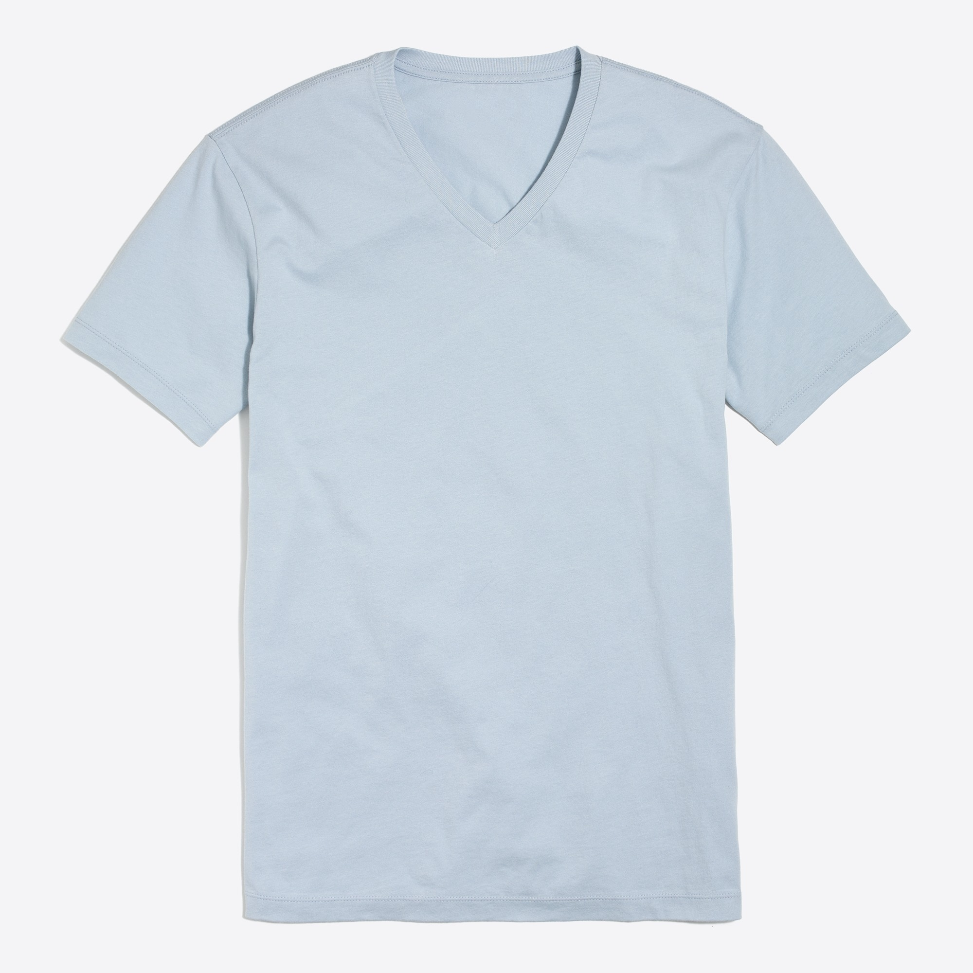 factory mens J.Crew Mercantile Broken-in V-neck T-shirt