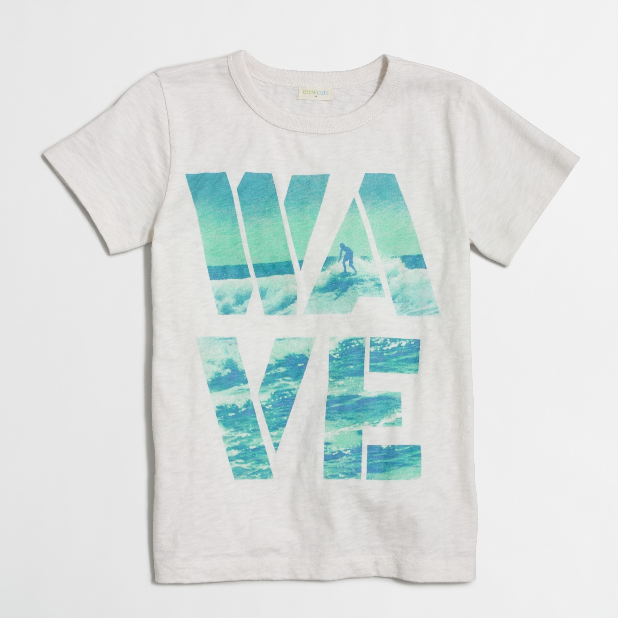 boys' wave storybook t-shirt : factoryboys graphics