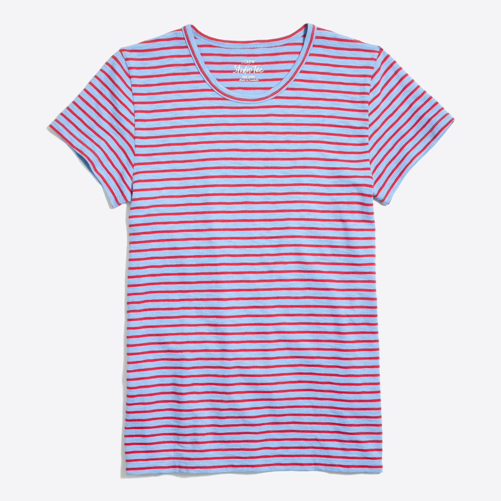 Image 1 for Striped studio T-shirt