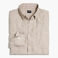 Image 1 for Slim linen shirt