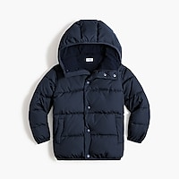 Image 1 for Boys' marshmallow puffer coat