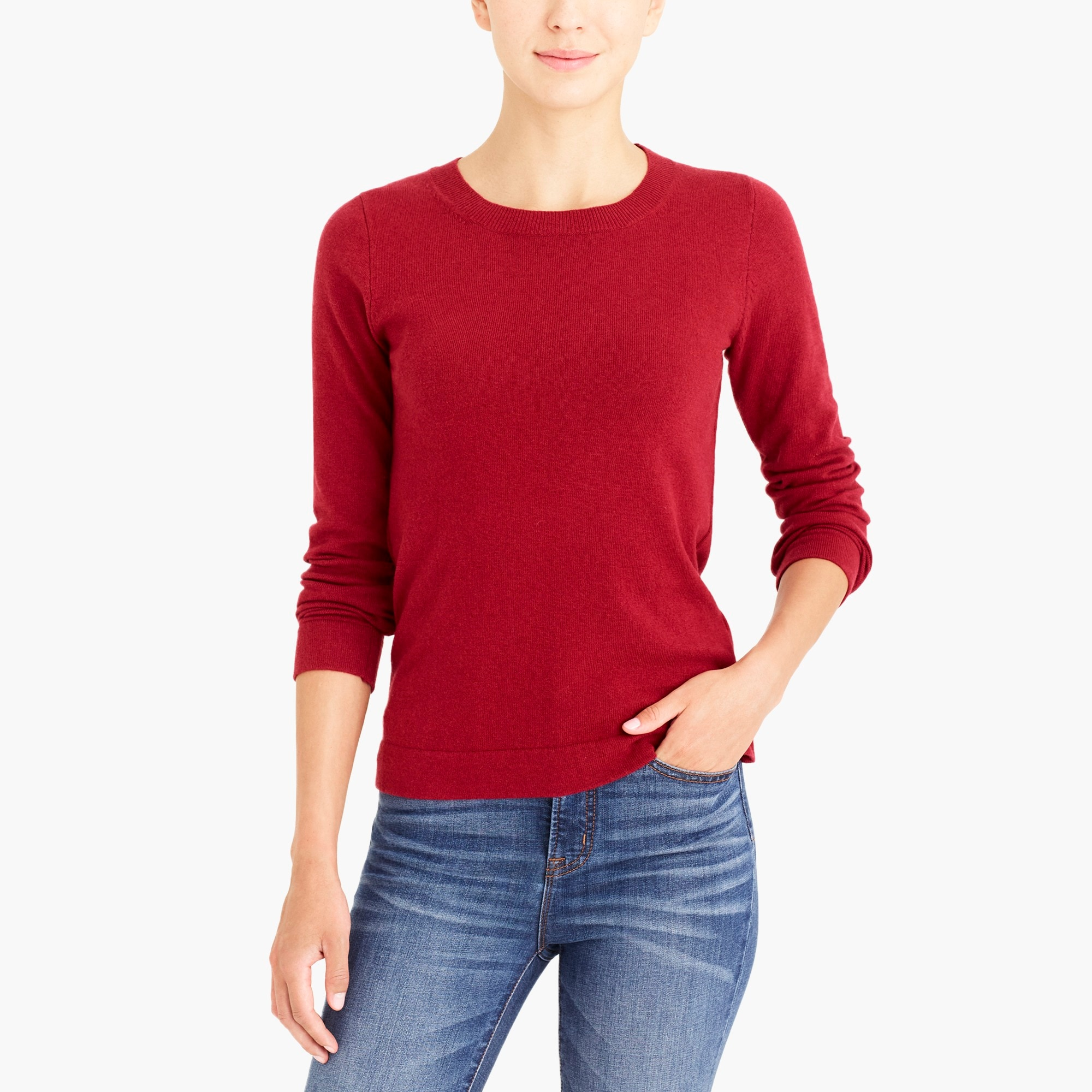 factory womens Cotton-wool Teddie sweater
