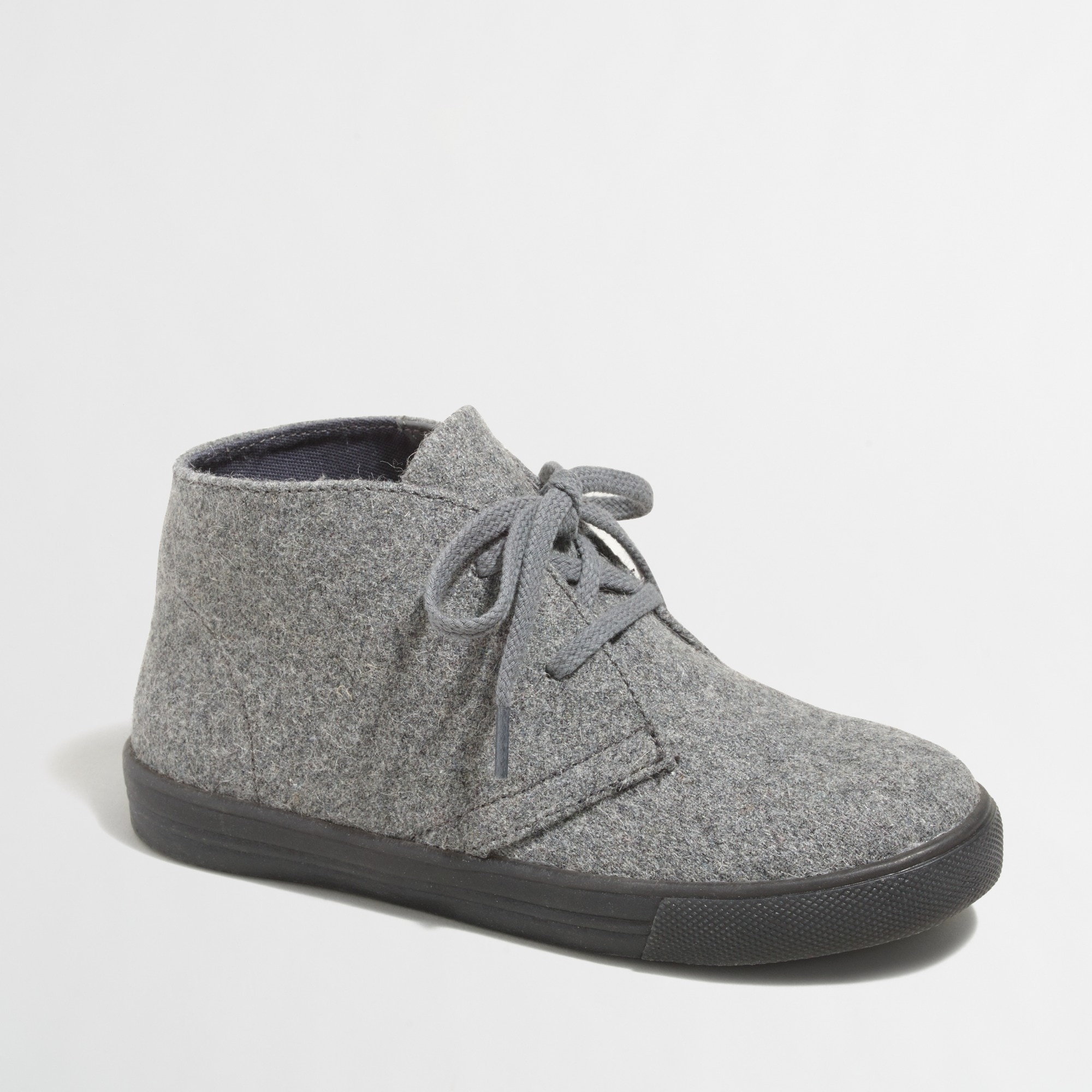 Image 1 for Boys' wool Calvert sneakers
