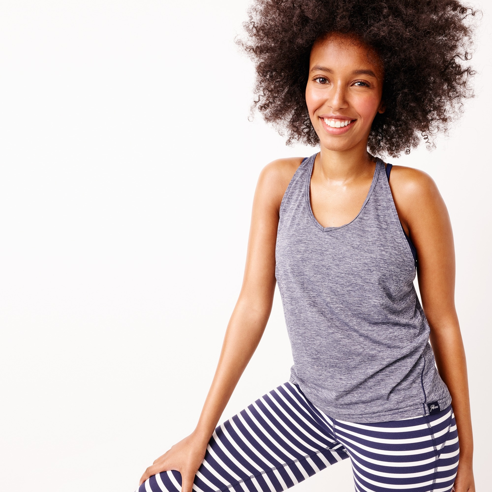 factory womens New Balance® for J.Crew free flow tank top