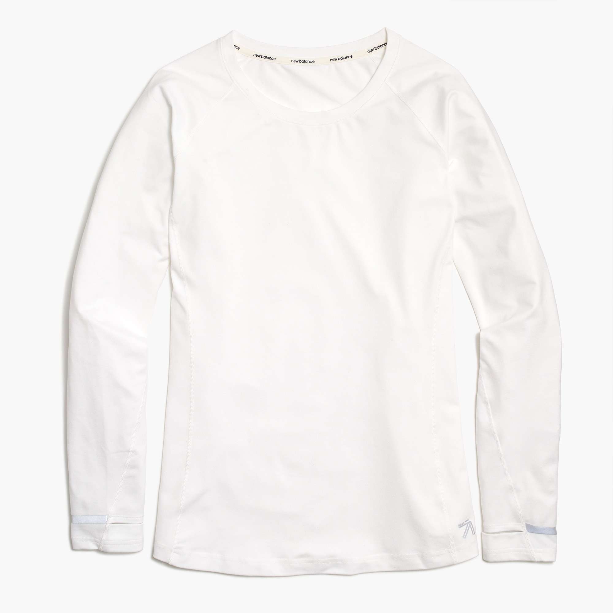 New Balance® for J.Crew in-transit long-sleeve T-shirt