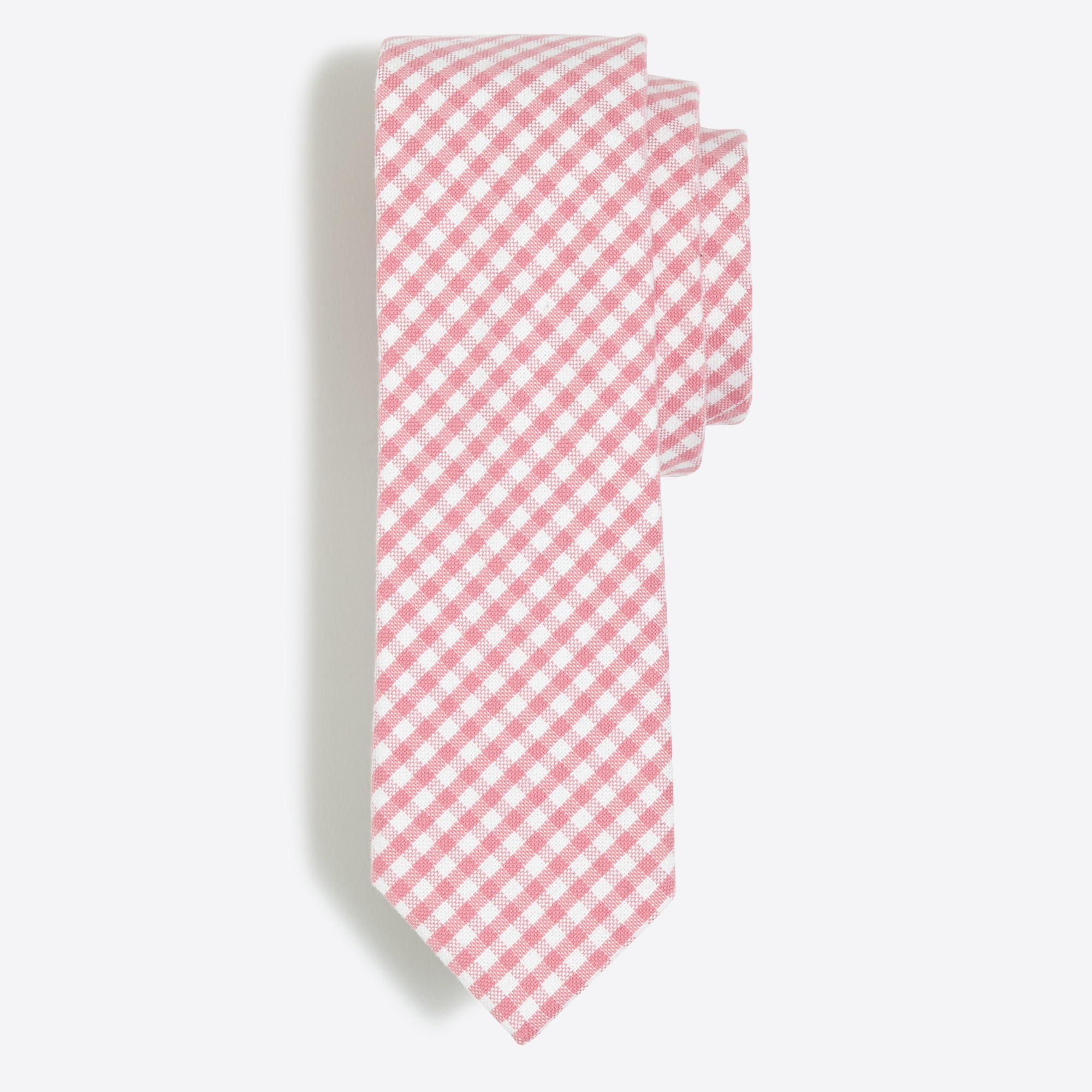 plaid oxford tie : factorymen ties