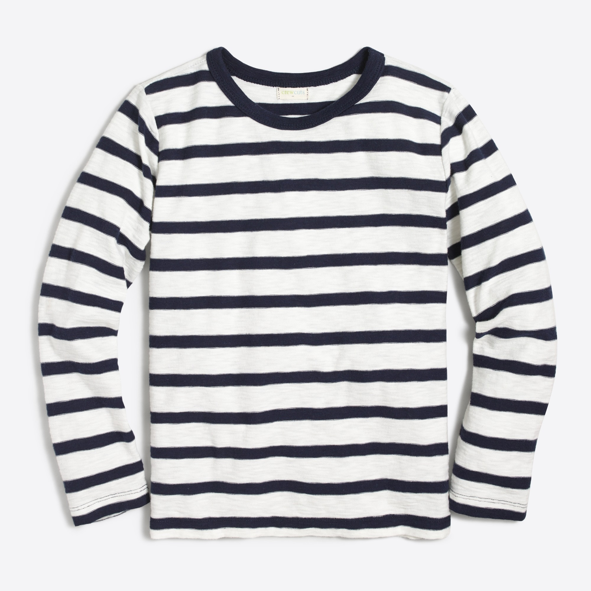 Image 1 for Boys' long-sleeve striped T-shirt