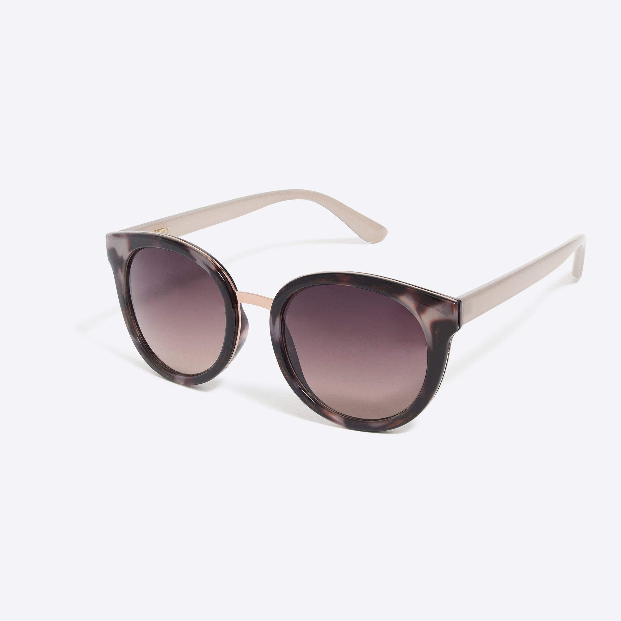 factory womens Sunglasses with metal detailing