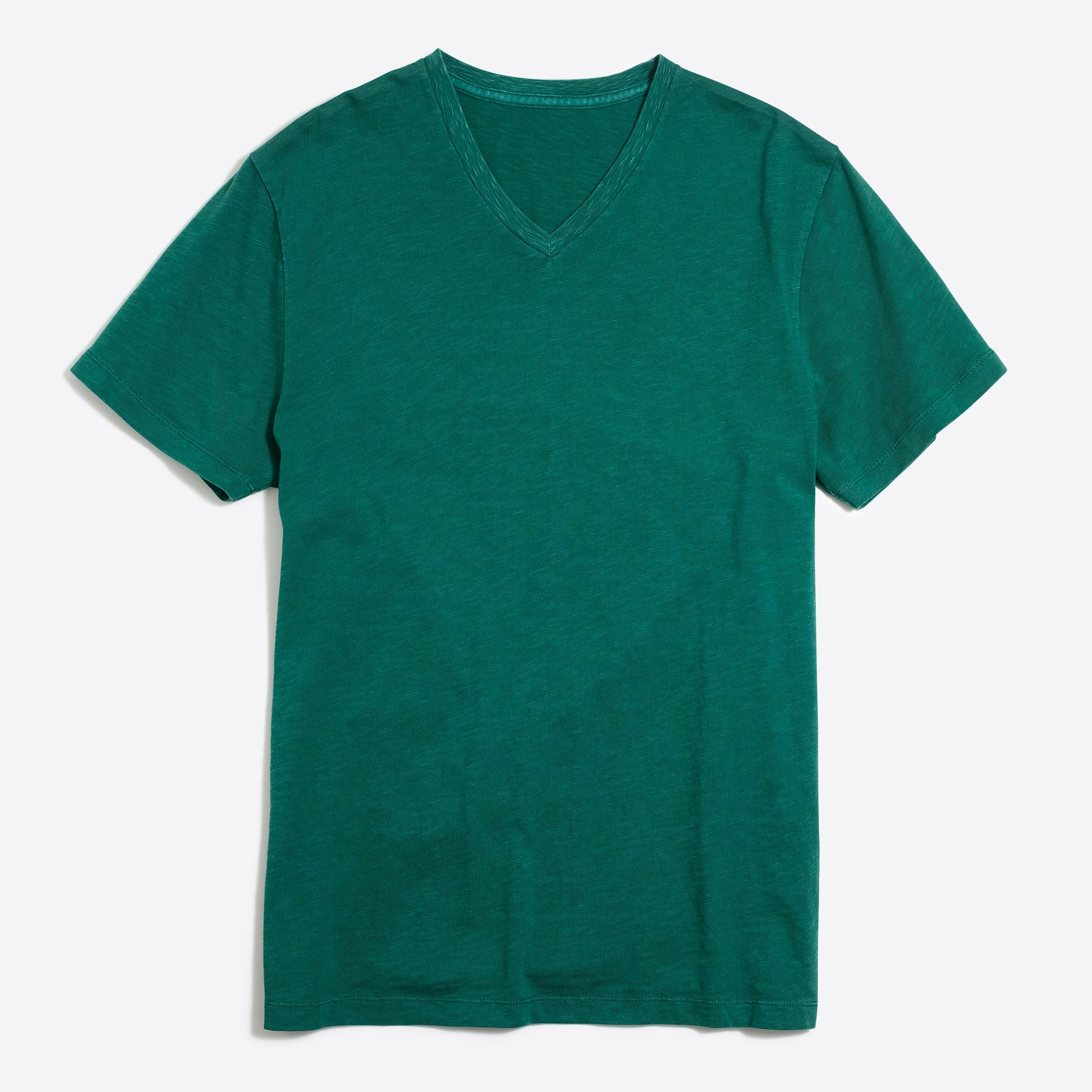 Sunwashed garment-dyed V-neck T-shirt factorymen t-shirts & henleys c