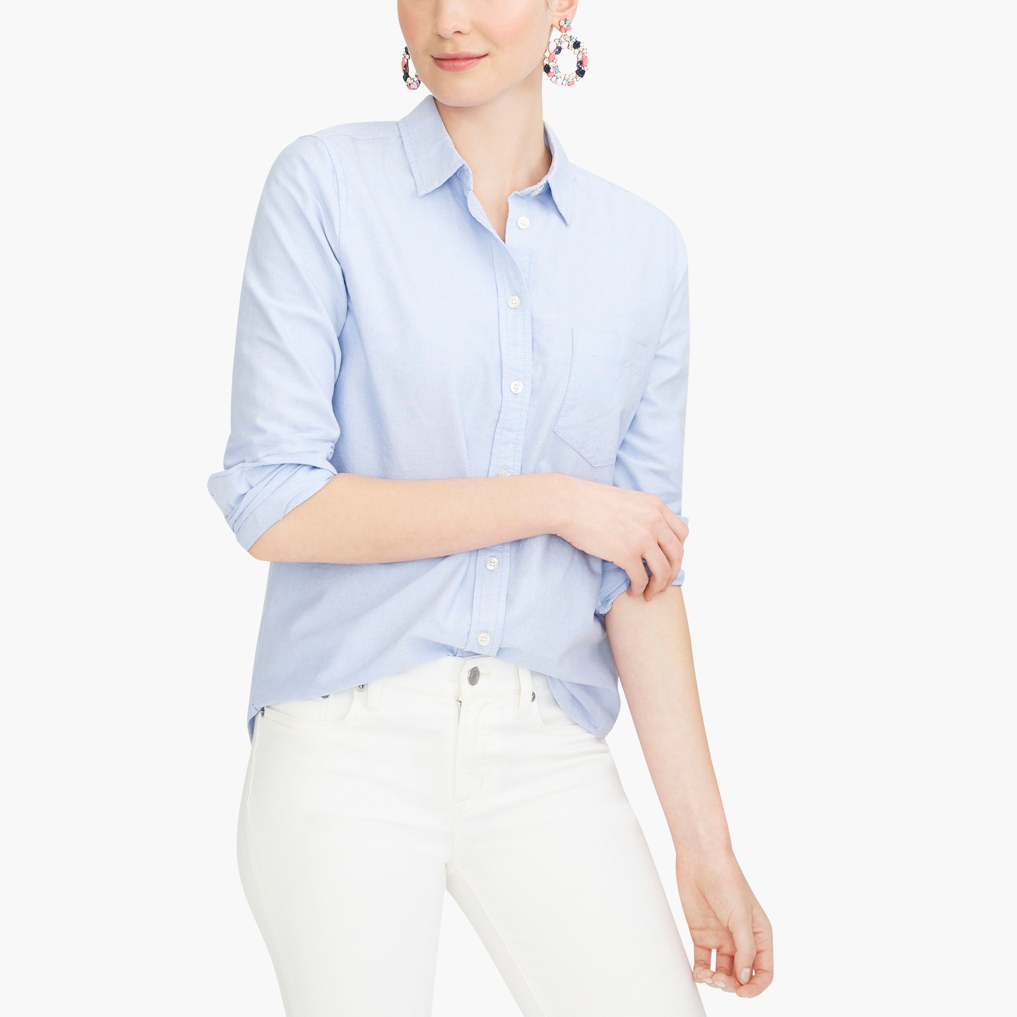 J.Crew Mercantile Oxford shirt