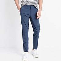 Image 1 for Slim-fit Thompson suit pant in lightweight flex wool