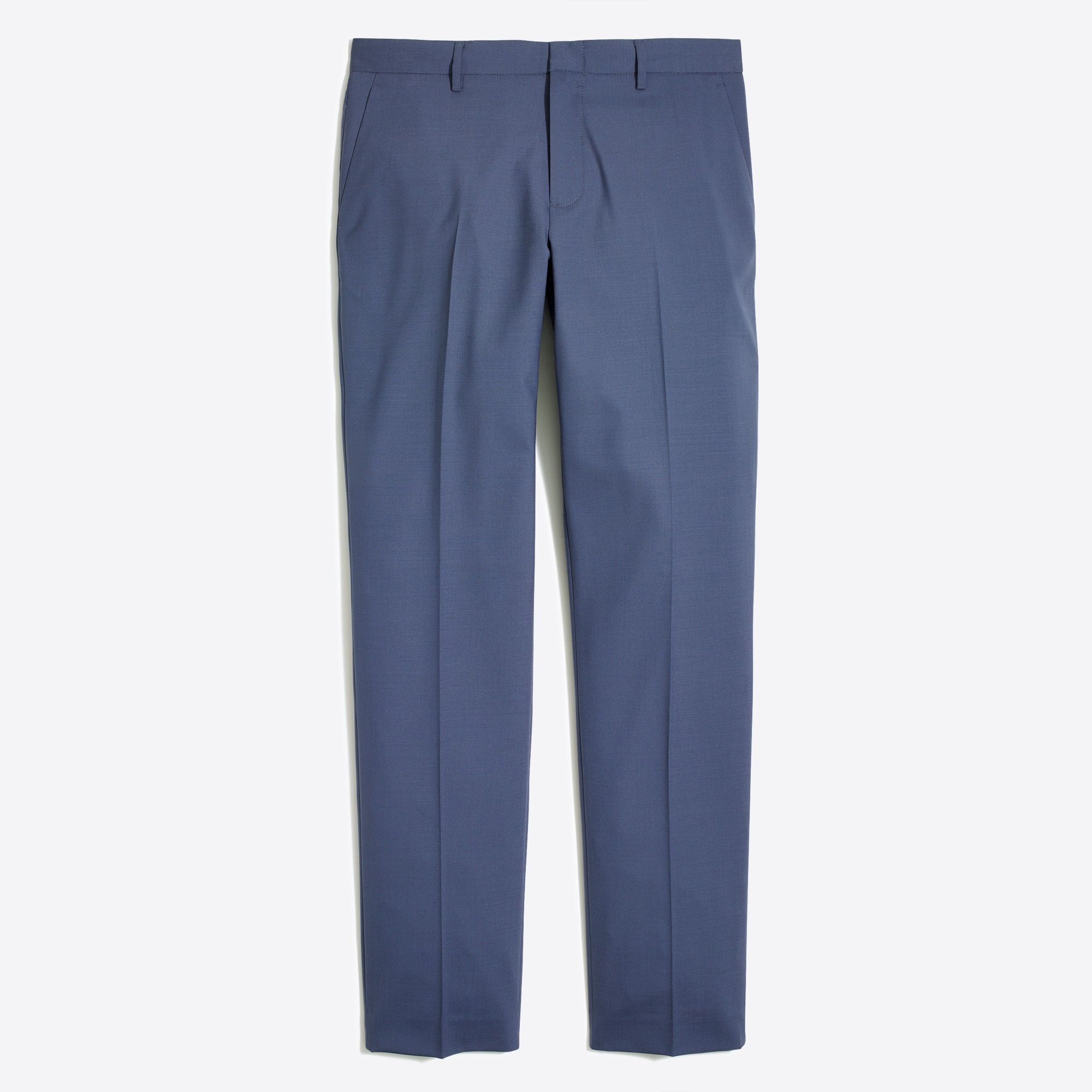 slim thompson suit pant in lightweight flex wool : factorymen flex collection