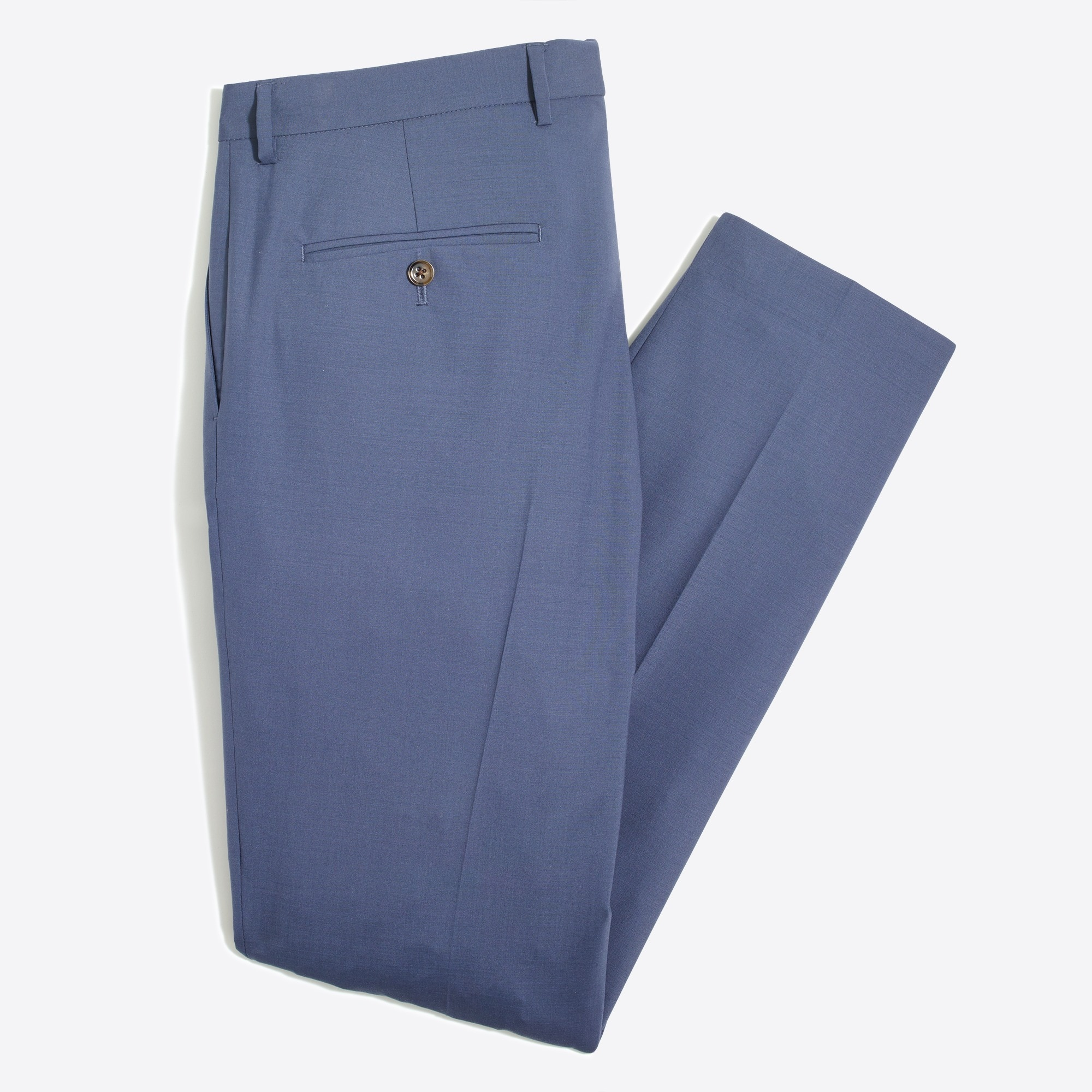 Image 2 for Slim-fit Thompson suit pant in lightweight flex wool