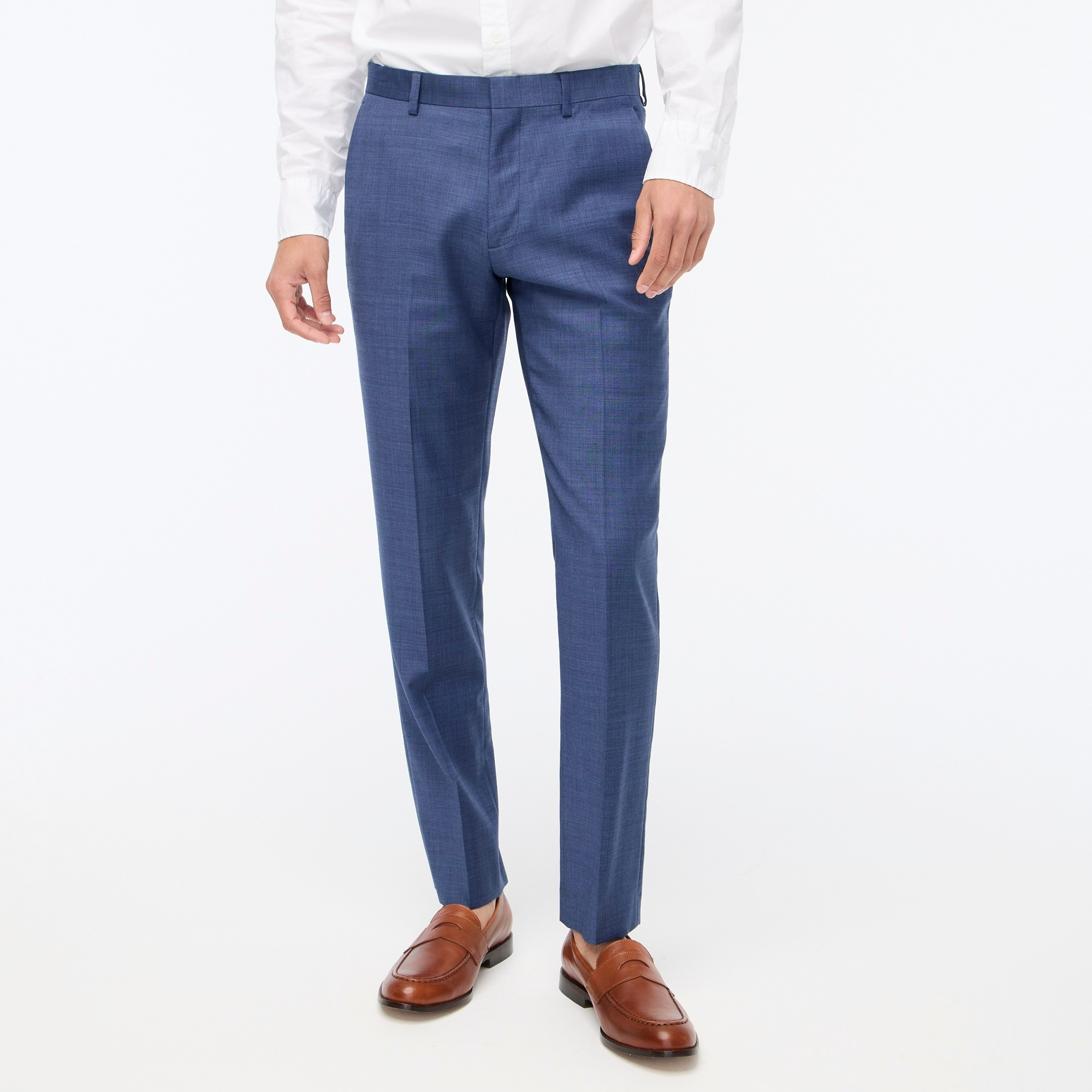 Slim Thompson suit pant in worsted wool