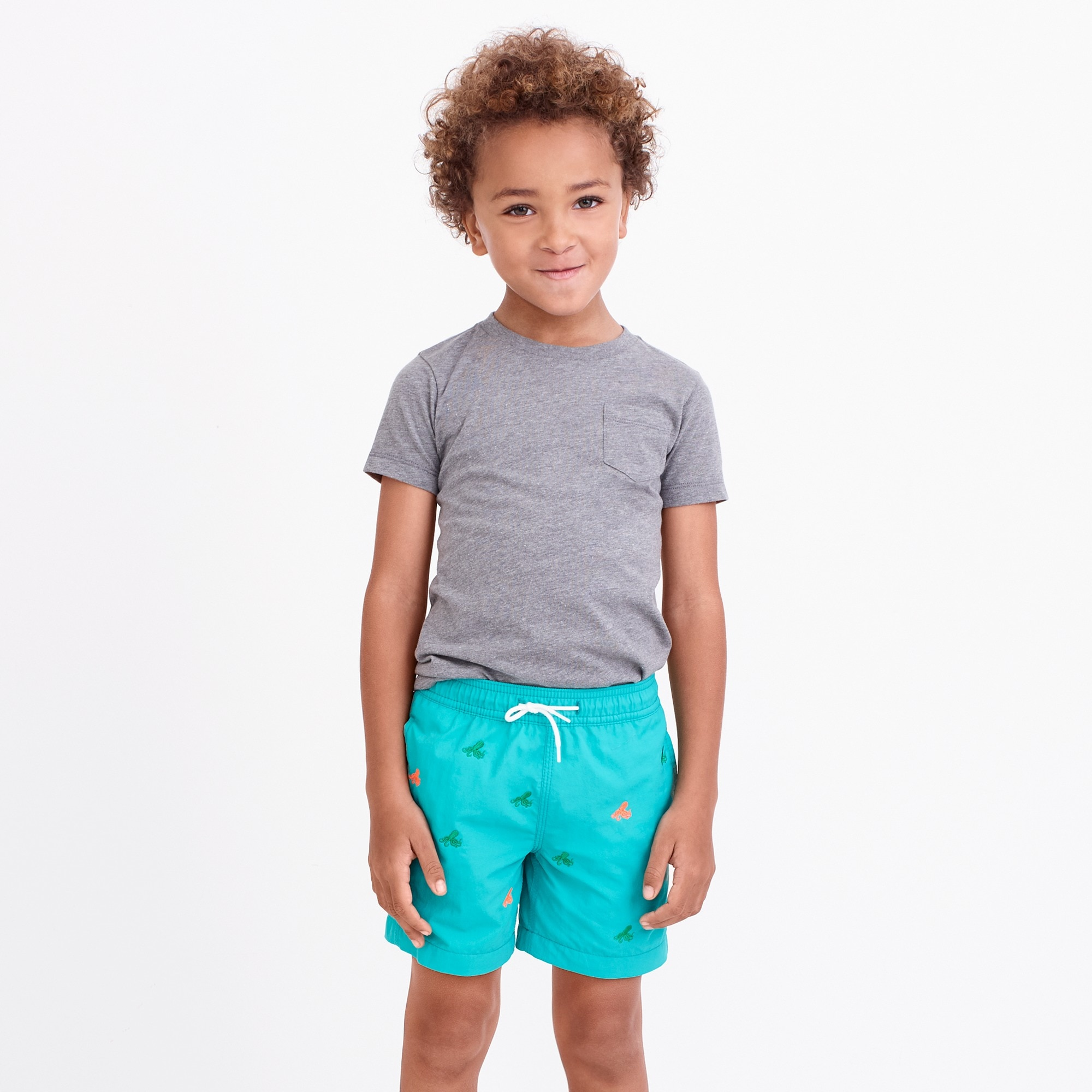 Boys' critter swim trunk factoryboys the camp shop c
