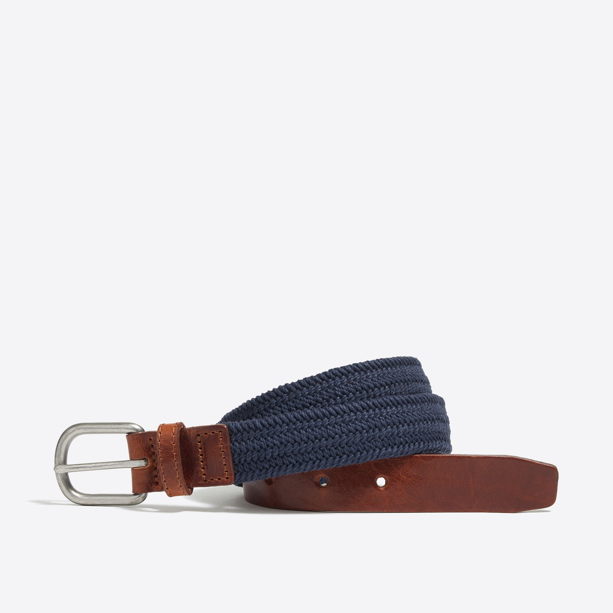 factory boys Boys' braided elastic belt