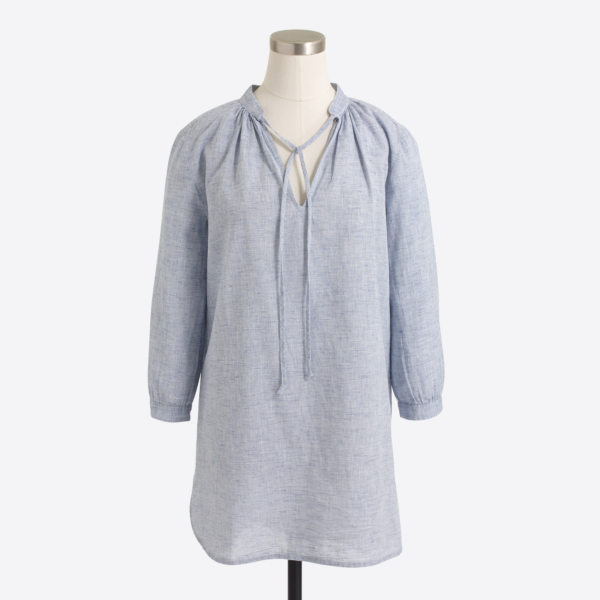 j.crew factory: linen-cotton tunic