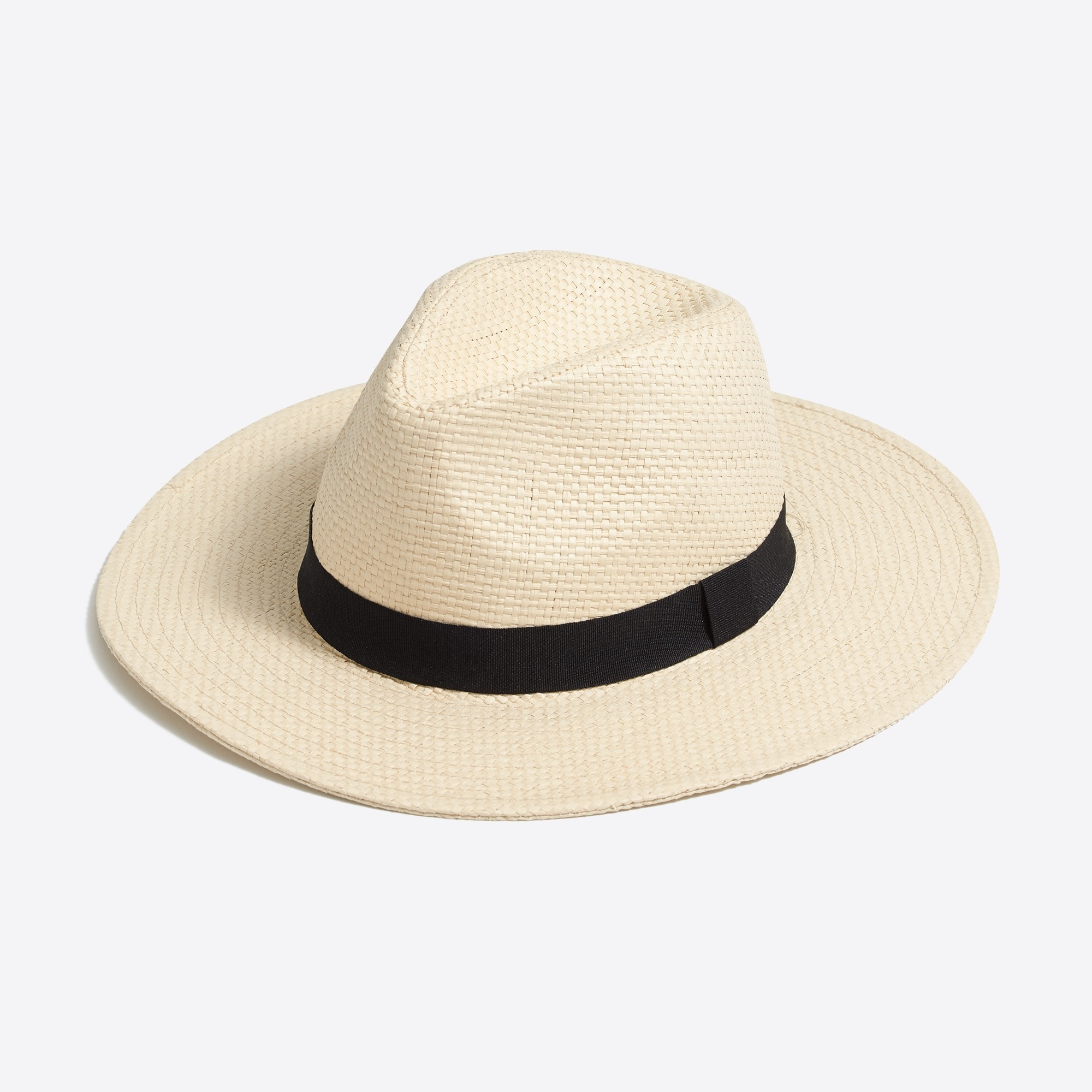 women's panama hat - women's accessories