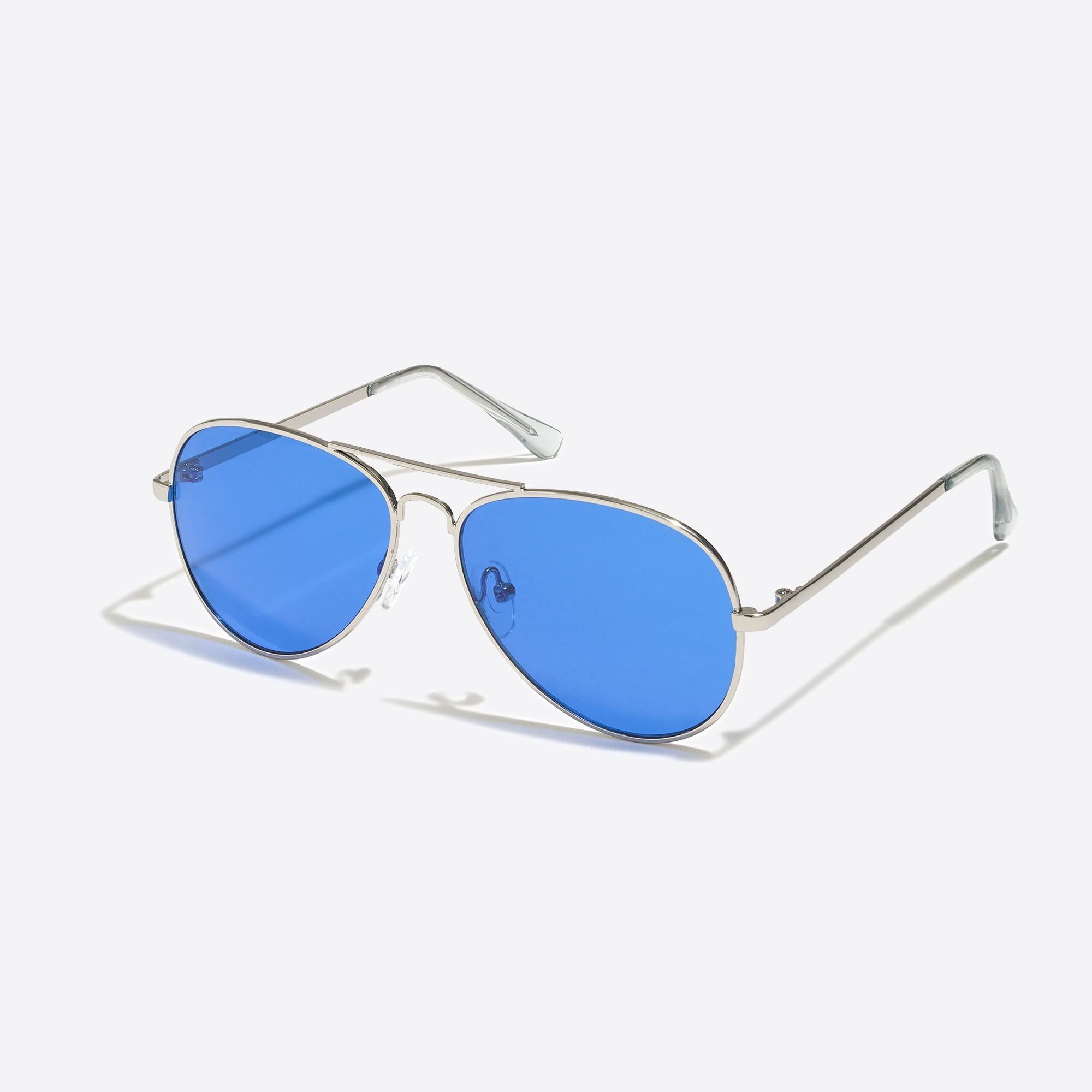 kids' metal aviator sunglasses : factoryboys sunglasses