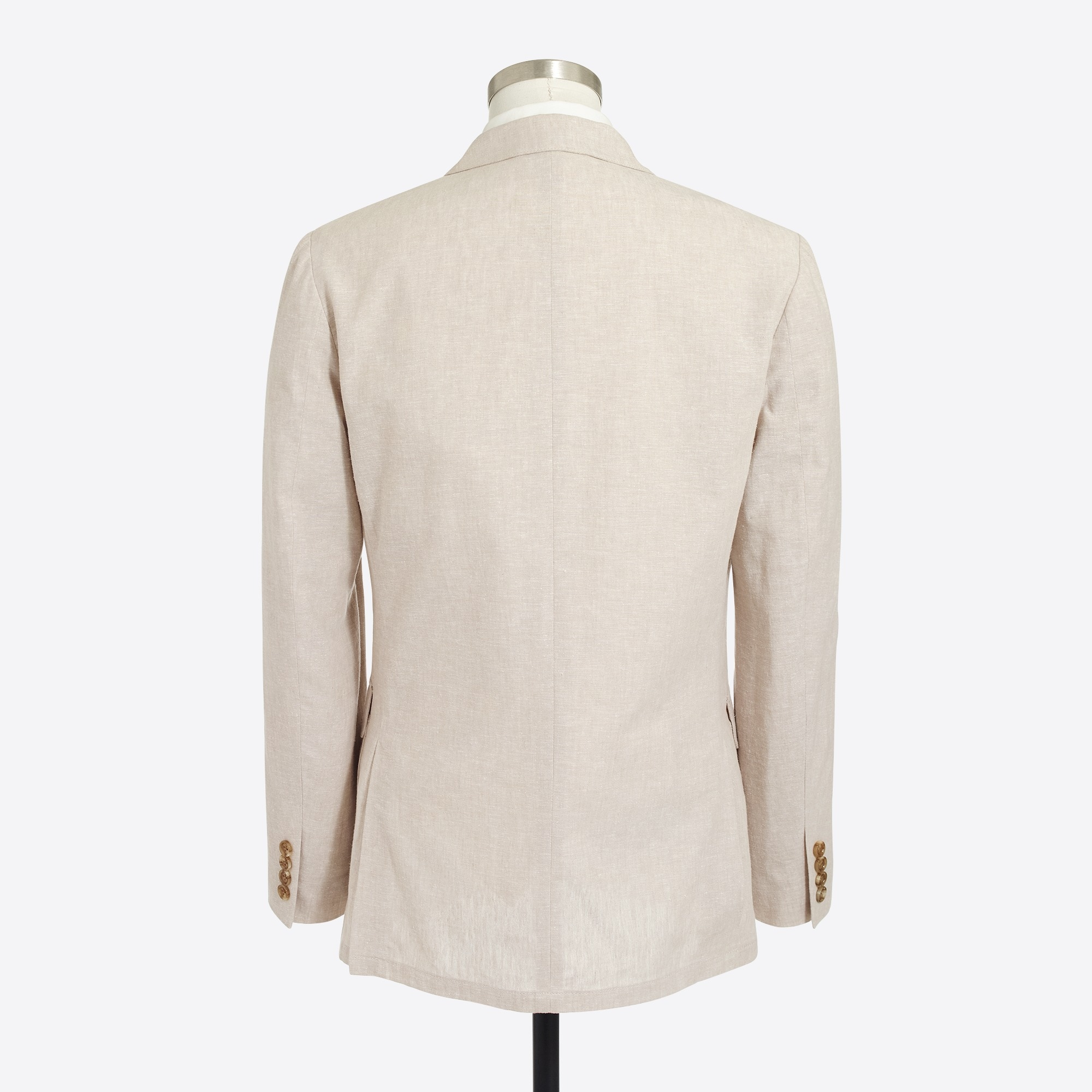 Image 5 for Thompson unstructured linen-cotton blazer
