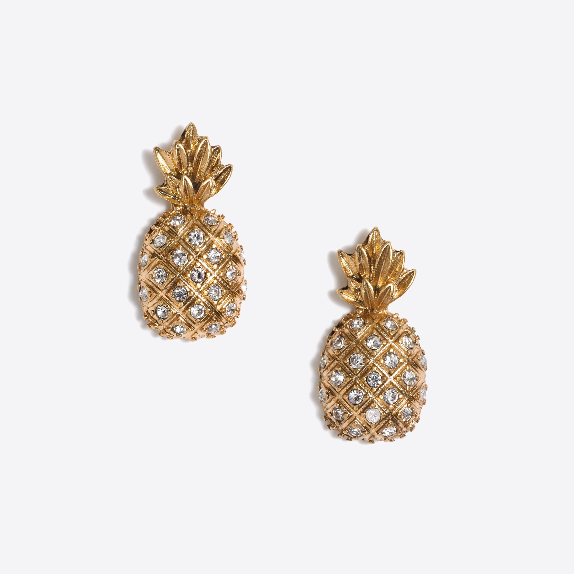 Image 1 for Pineapple earrings