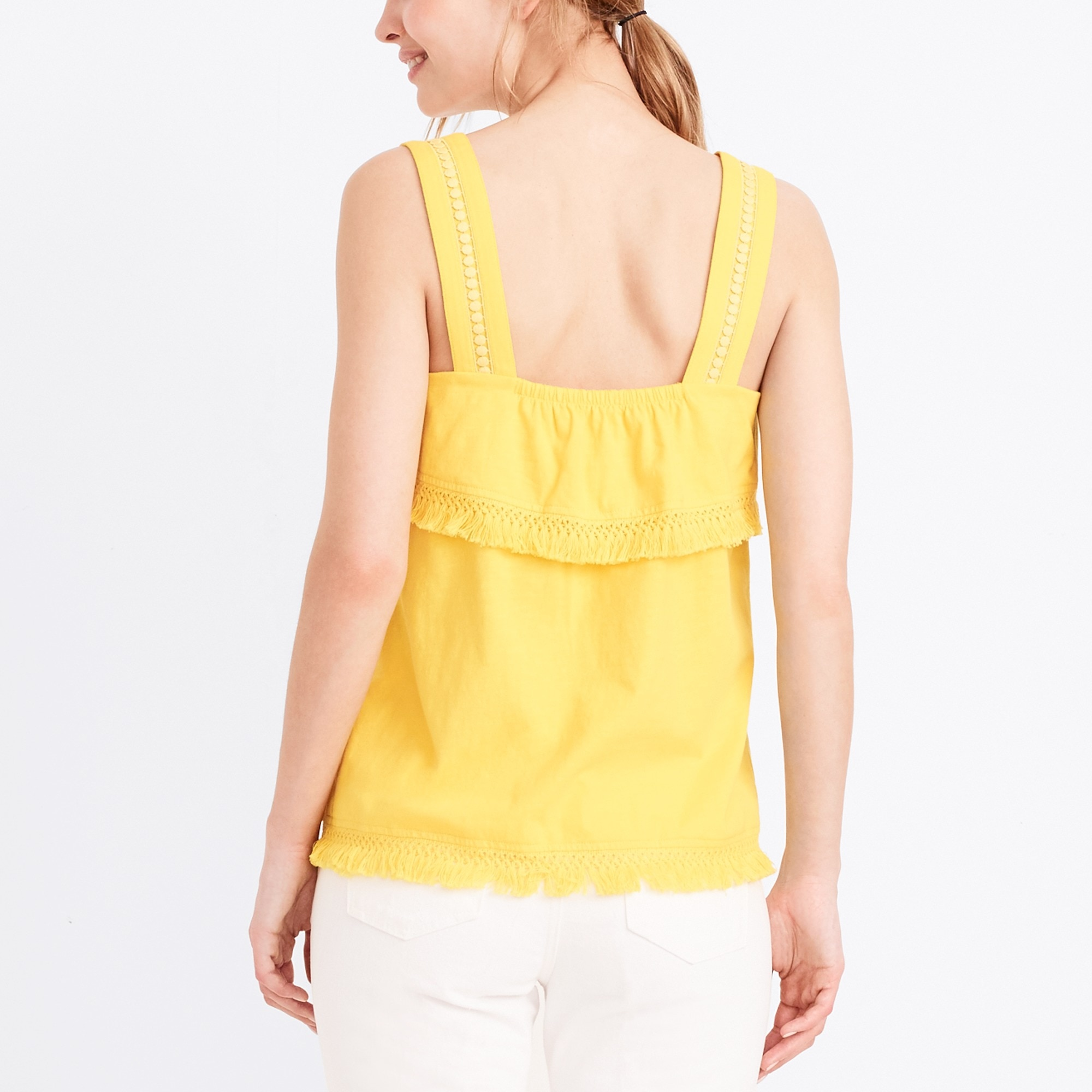 Image 3 for Fringe tank top