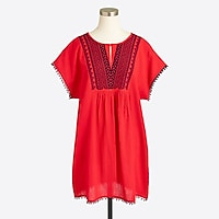 Image 2 for Embroidered pom-pom tunic