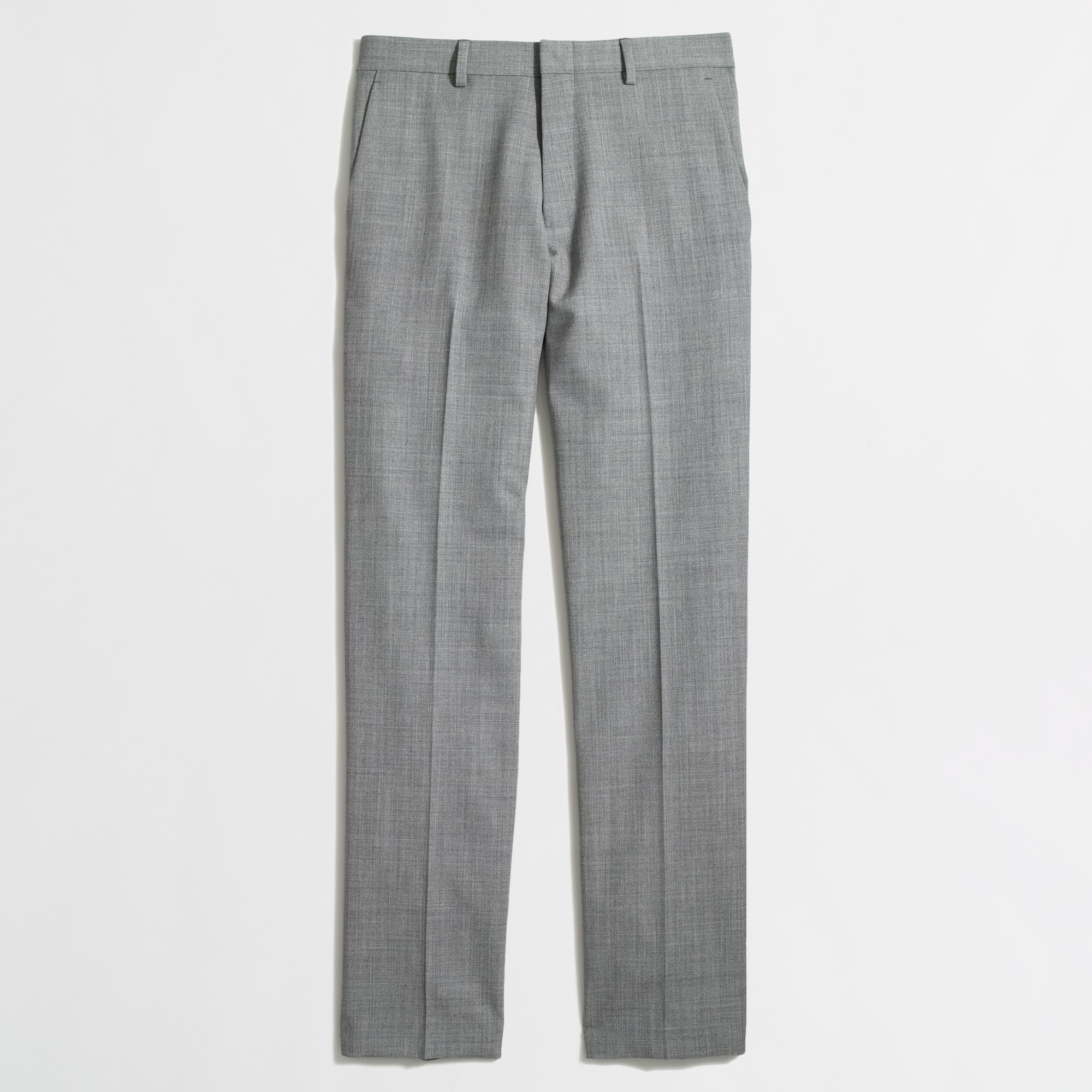Image 4 for Slim-fit Thompson suit pant in Voyager wool