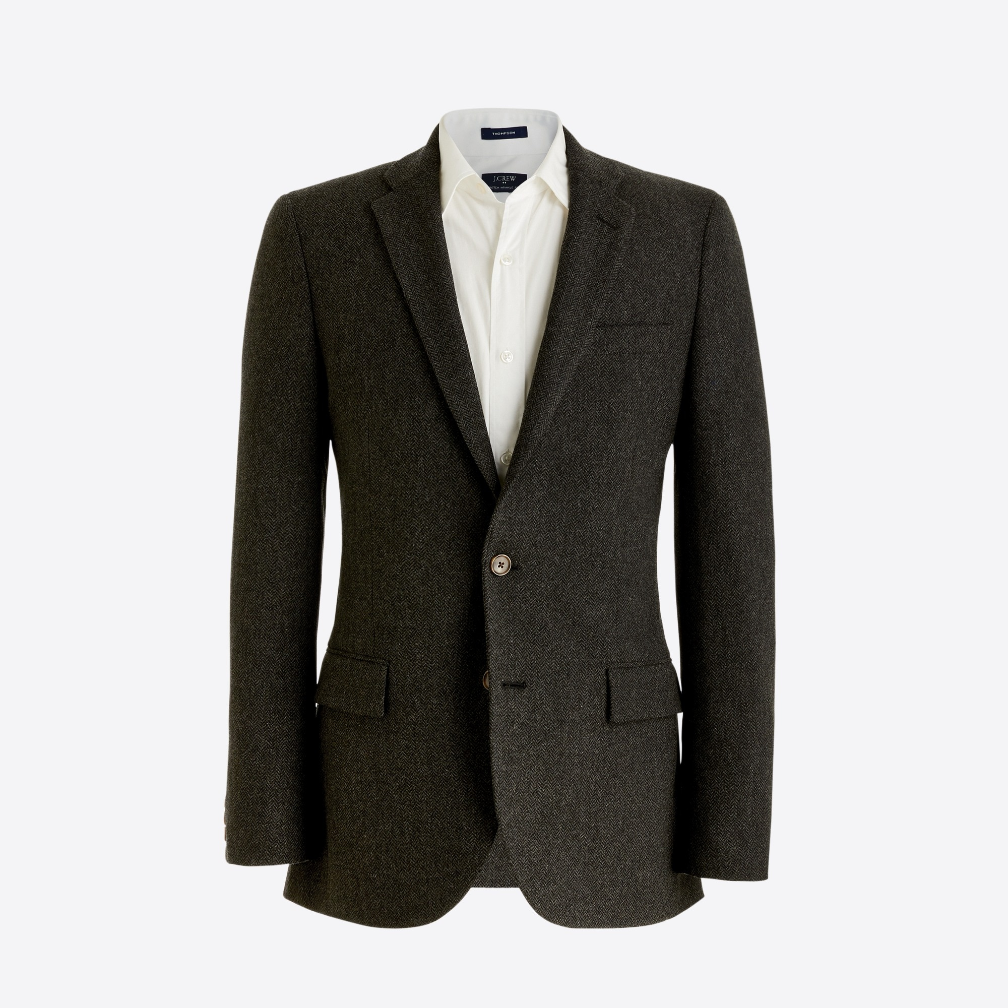 Image 1 for Thompson blazer in herringbone