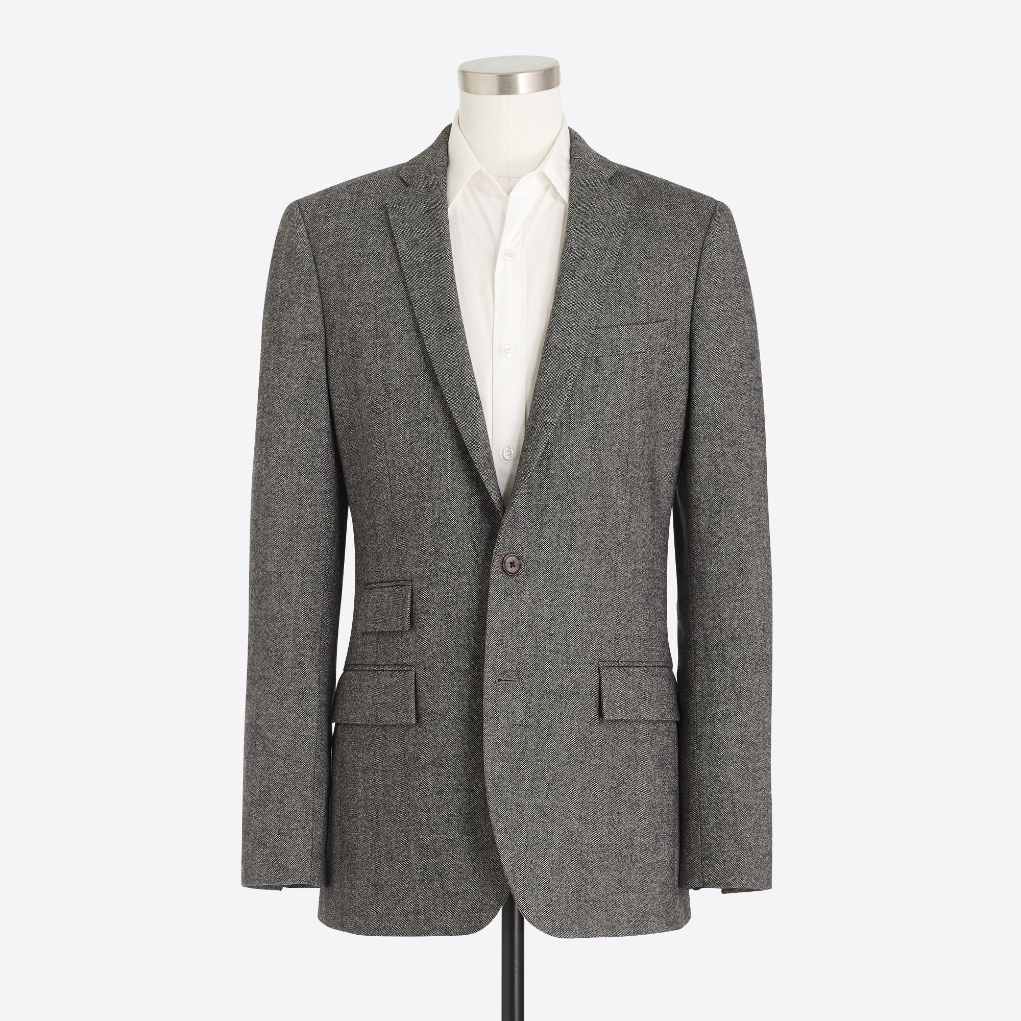 Image 2 for Slim-fit Thompson blazer in Donegal wool