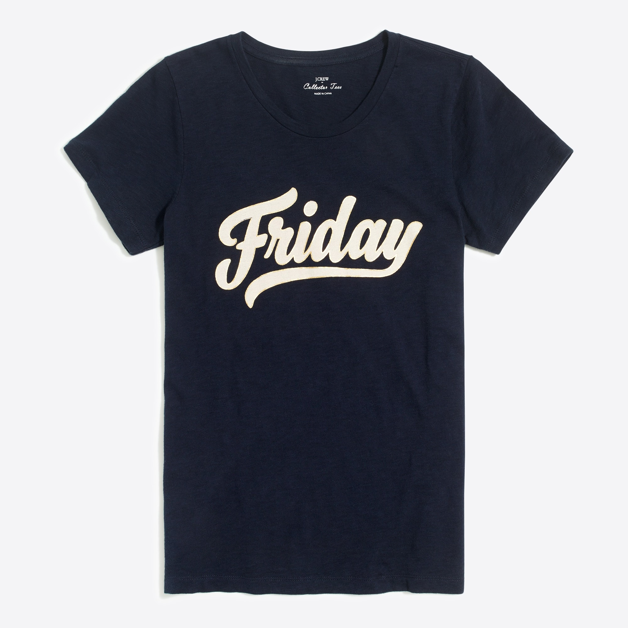 Friday collector T-shirt   search