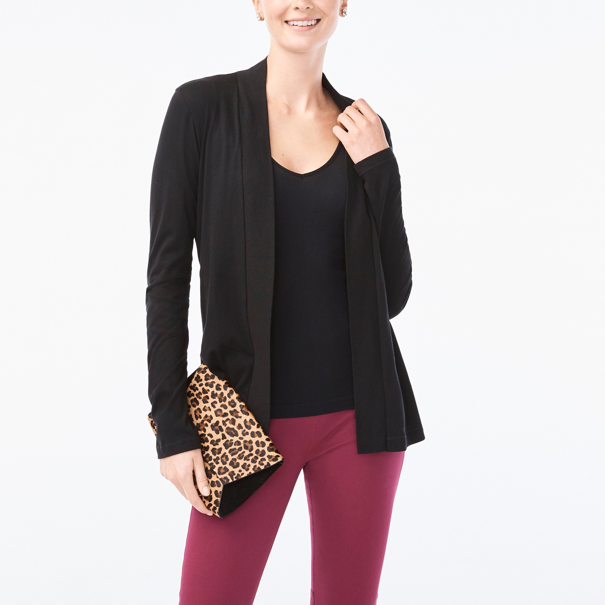 Cascading always cardigan factorywomen new arrivals c