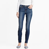 "Rockaway wash skinny jean with 28"" inseam"