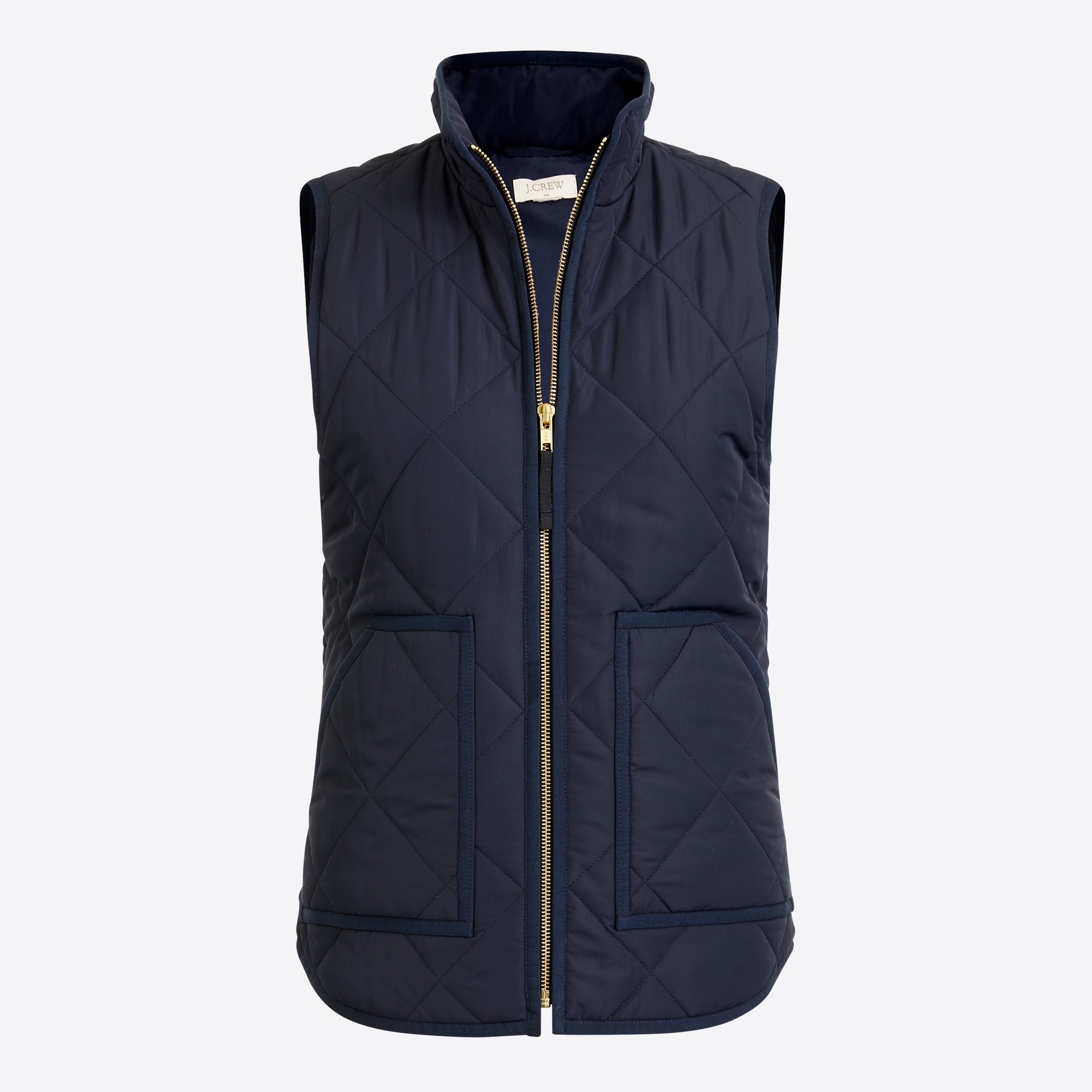 Image 2 for Quilted puffer vest