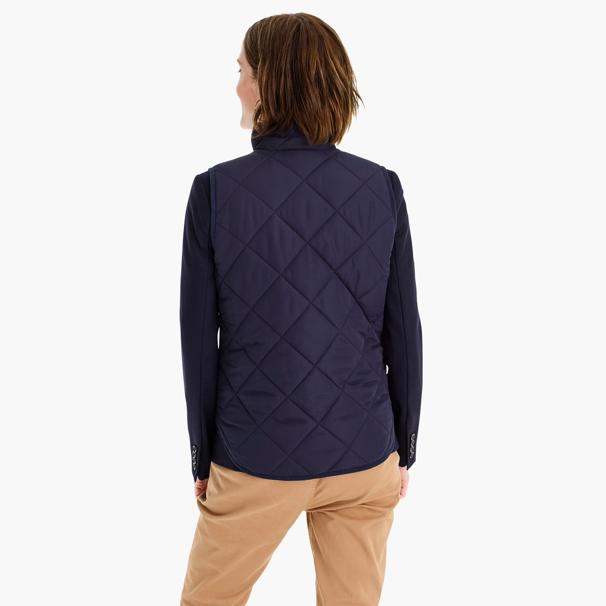 Image 6 for Quilted puffer vest
