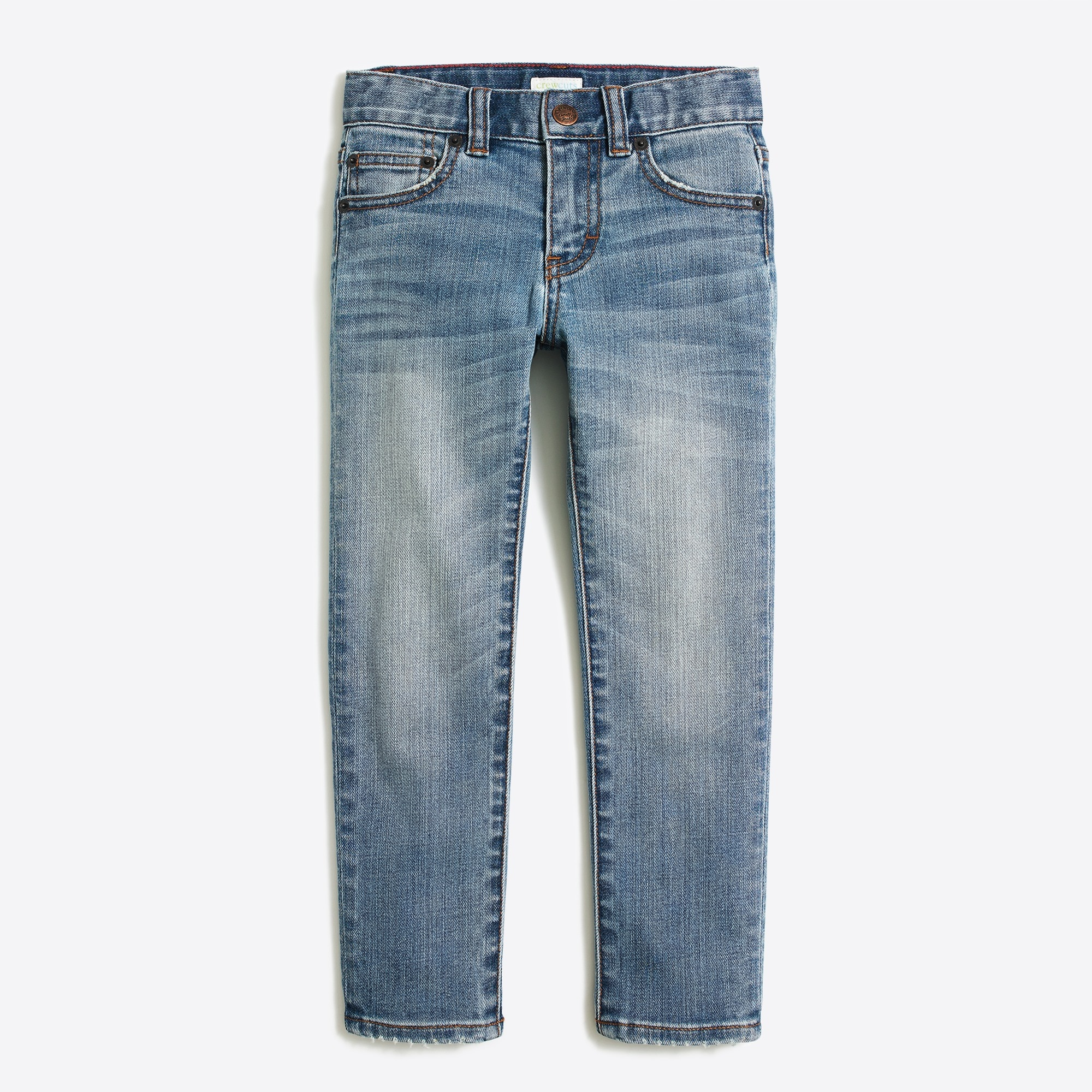 factory boys Boys' slim-fit flex denim