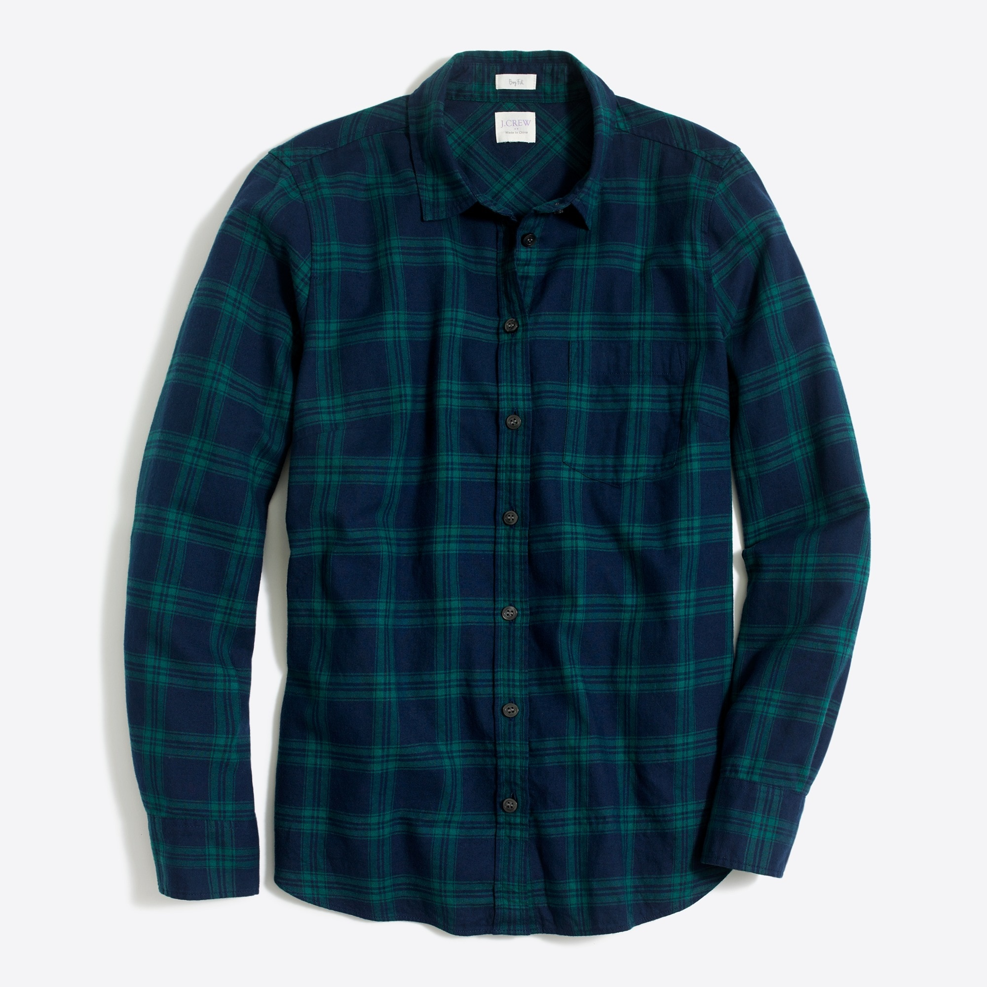 petite flannel shirt : factorywomen shirts & tops