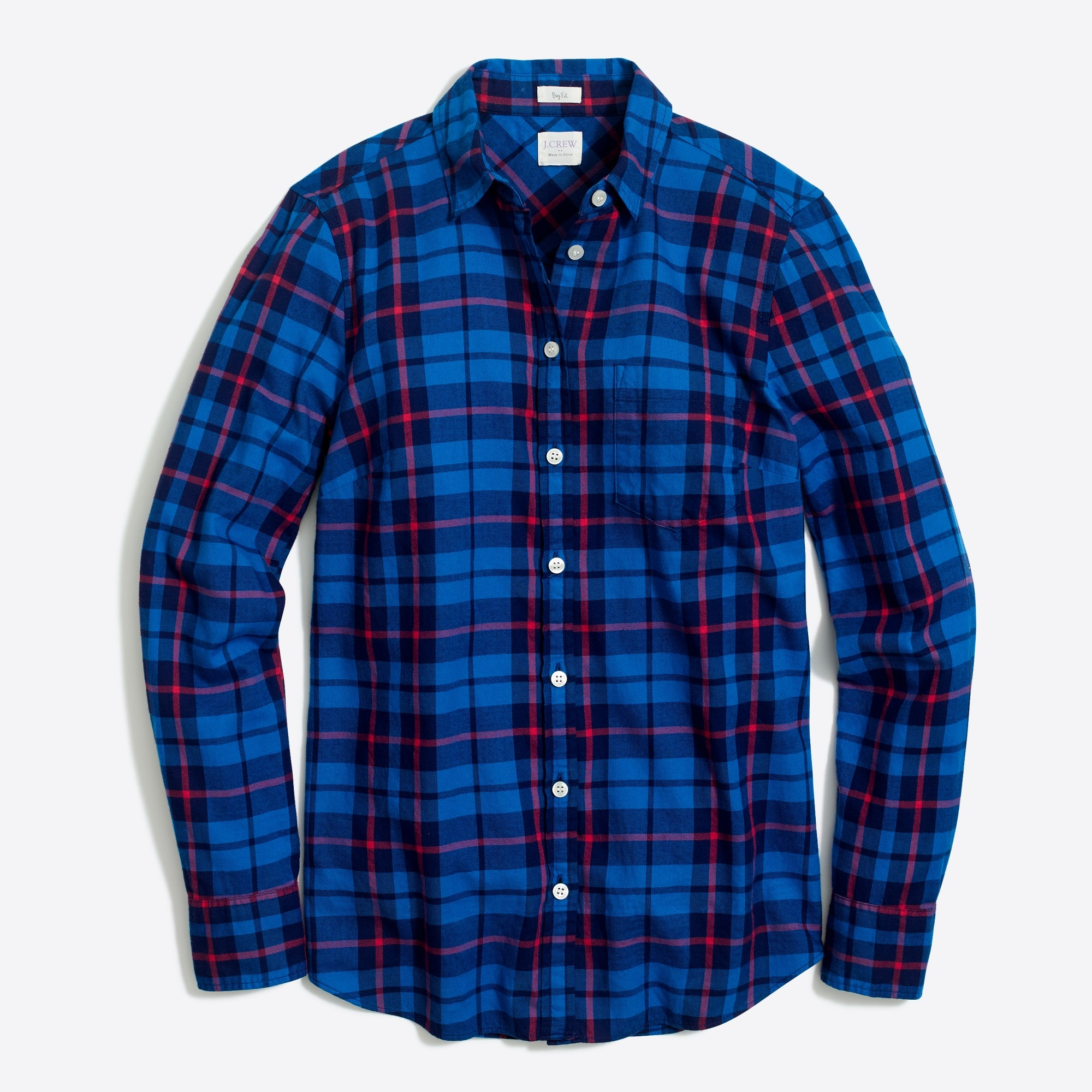 Image 1 for Petite flannel shirt