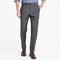 Classic-fit Thompson suit pant in worsted wool