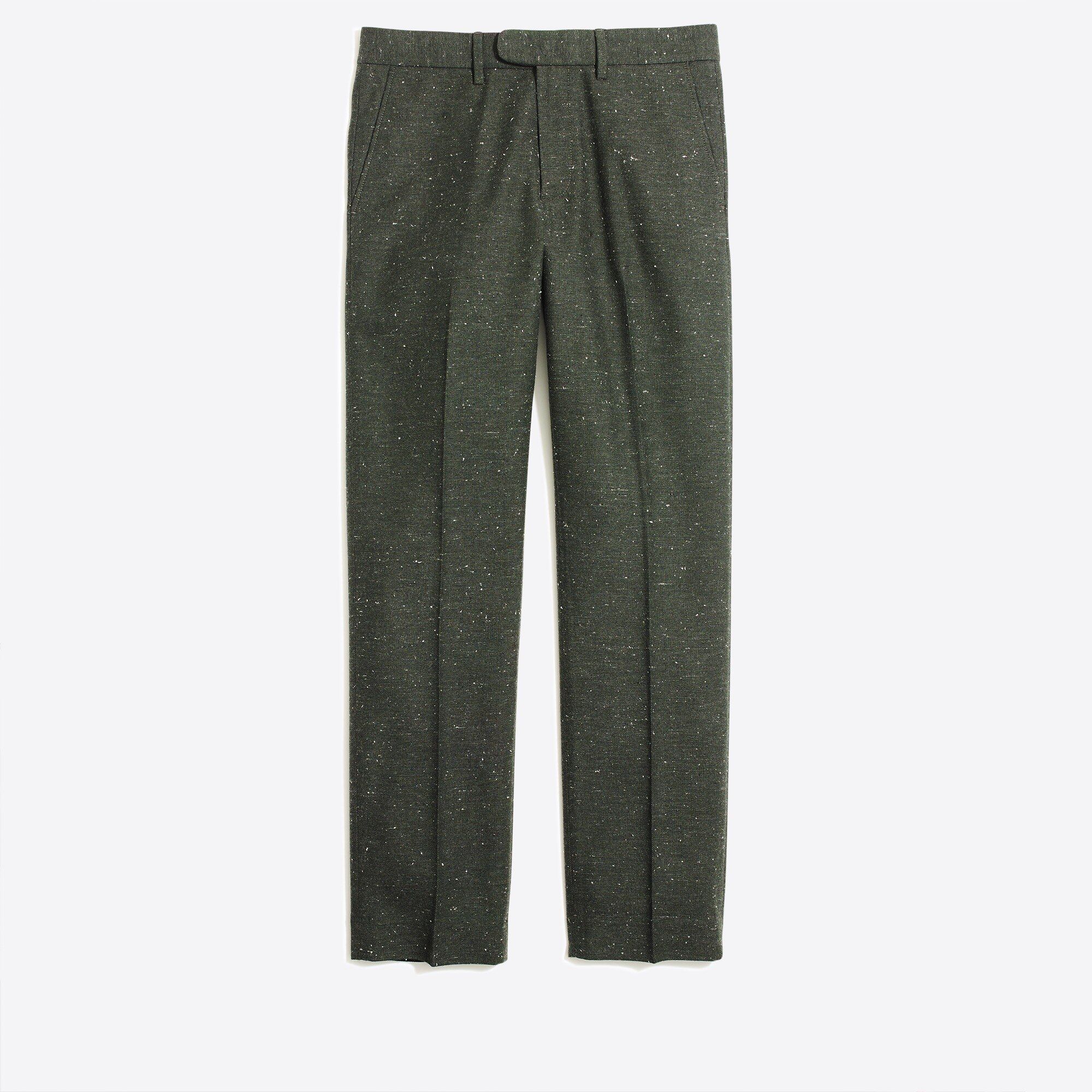 Flecked Bedford dress pant