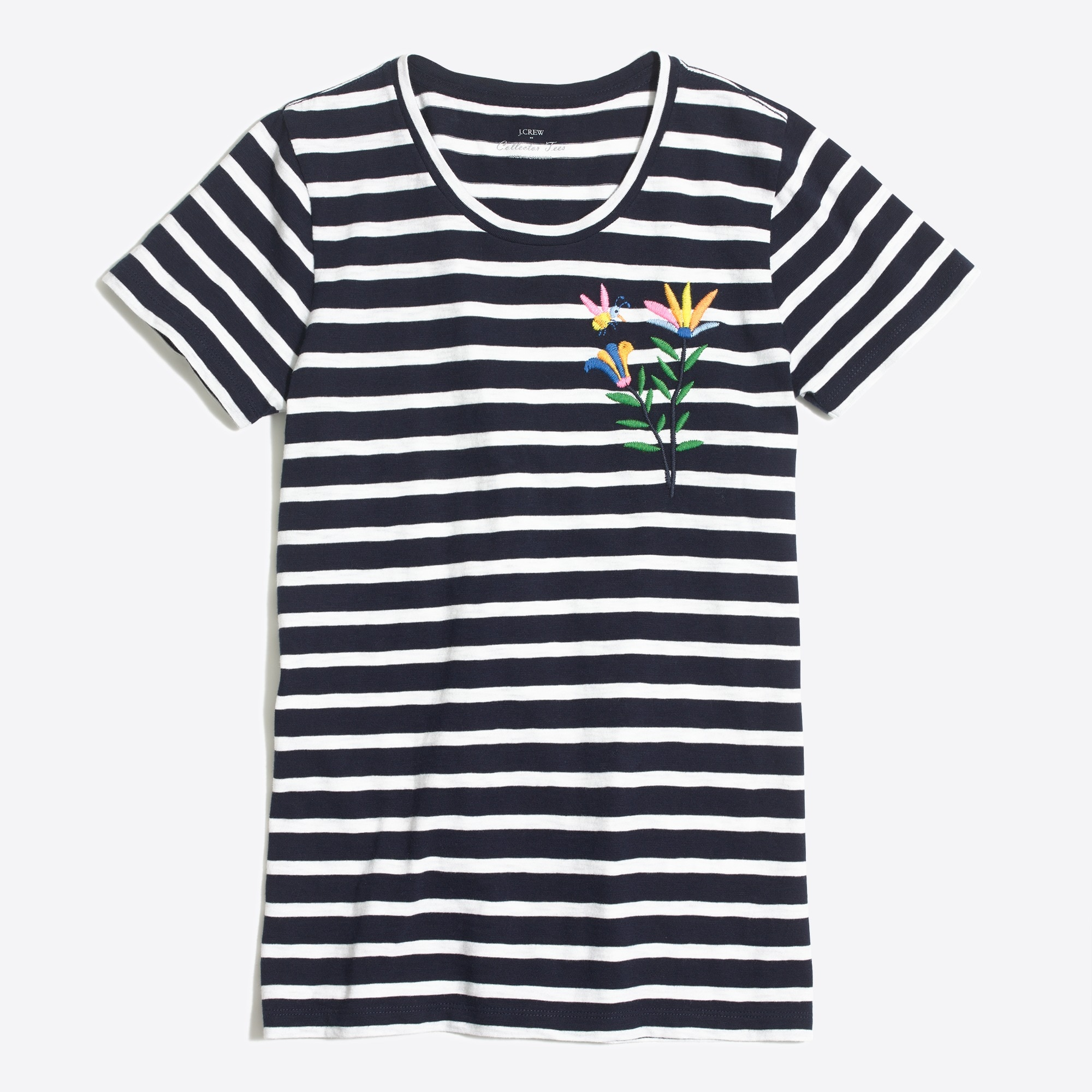 embroidered bumble collector t-shirt : factorywomen graphic & collector t-shirts