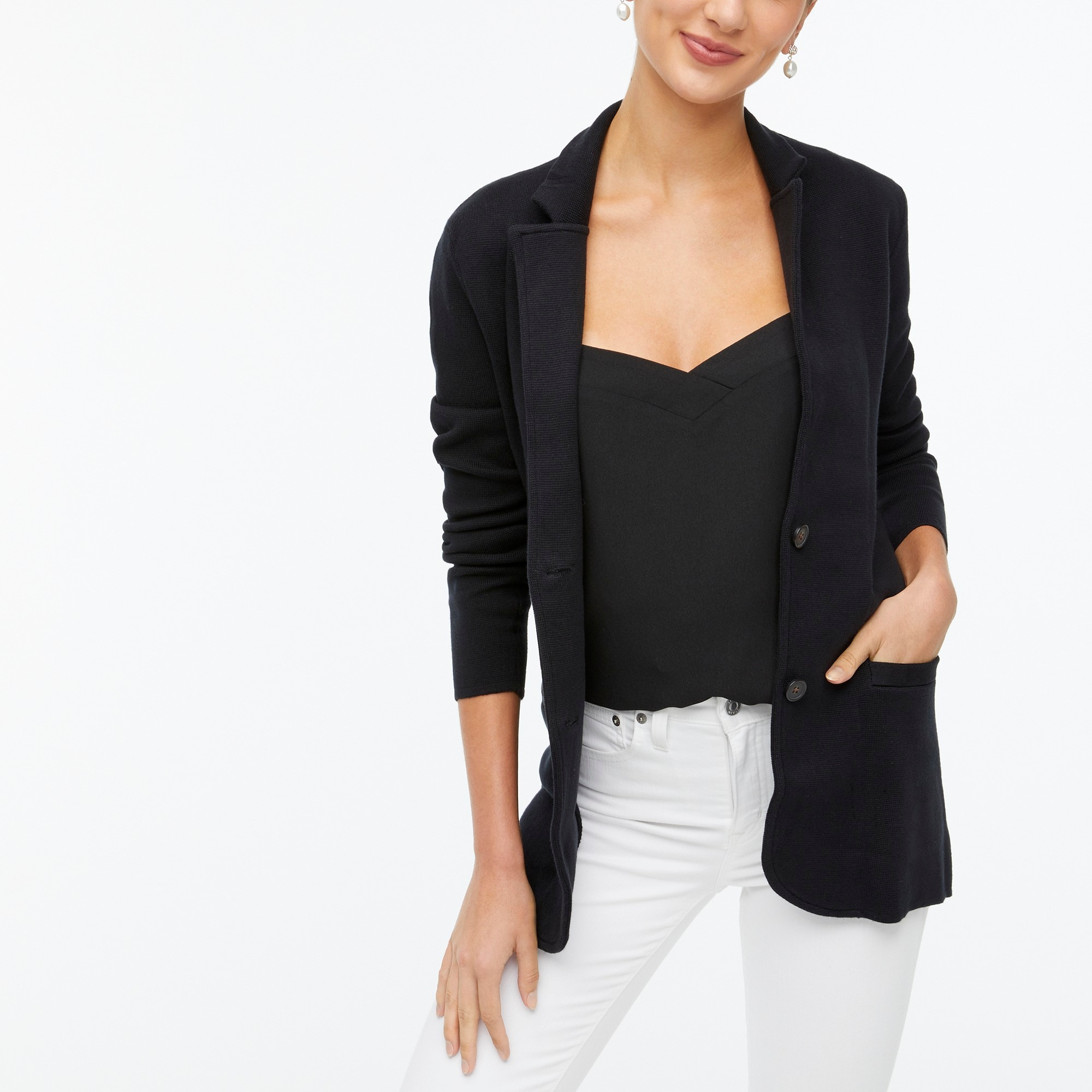 Sweater-blazer factorywomen sweaters c