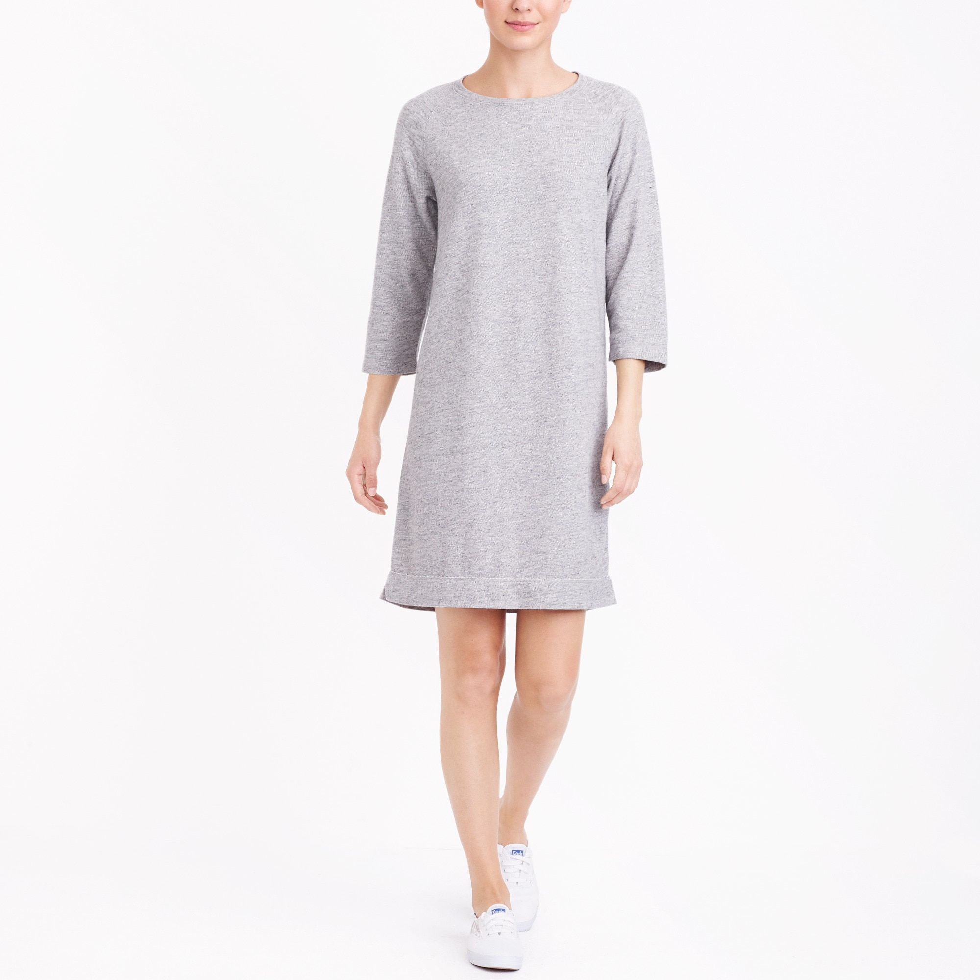 sweatshirt dress : factorywomen casual