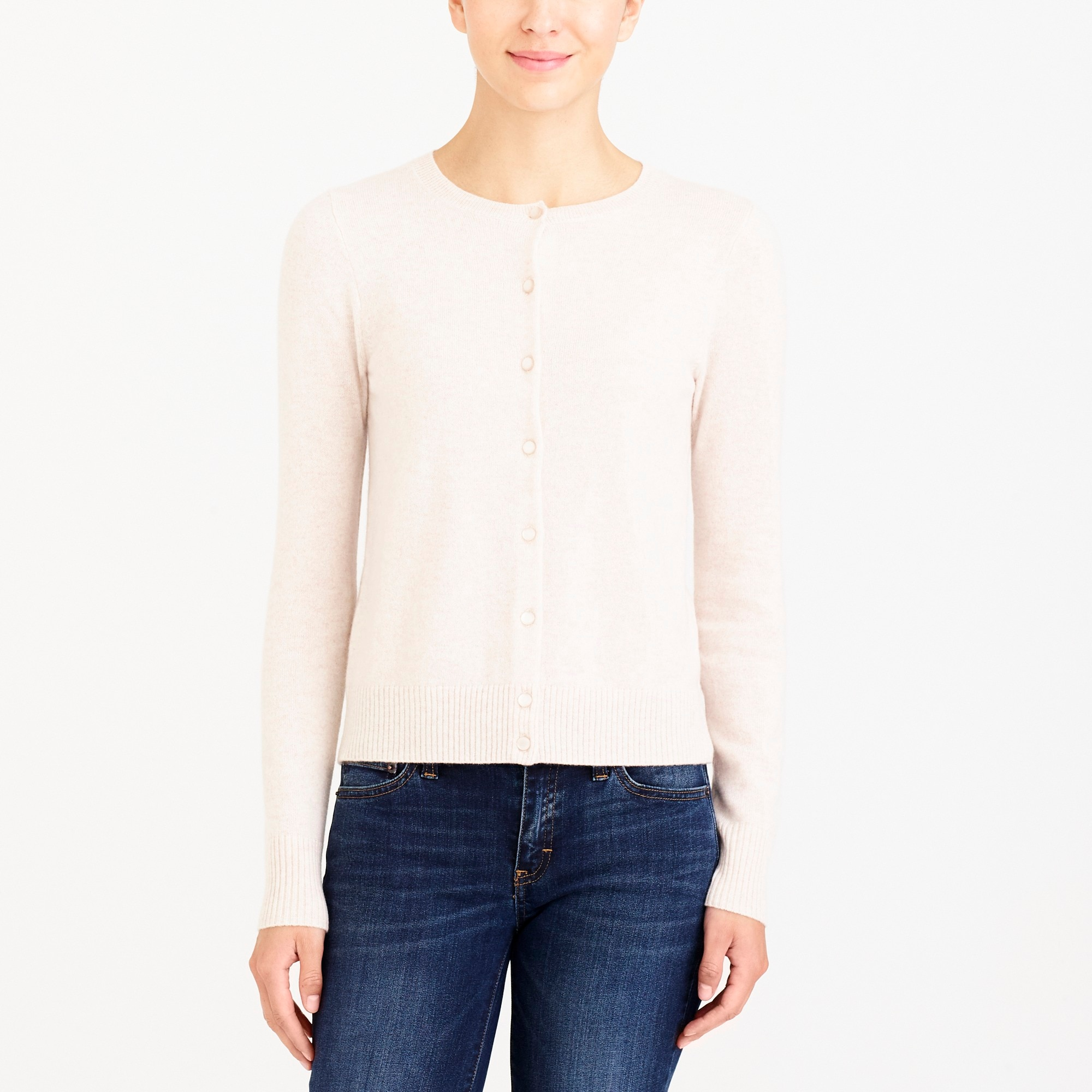 factory womens Cashmere cardigan sweater