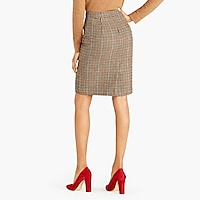 Image 3 for Pencil skirt in houndstooth